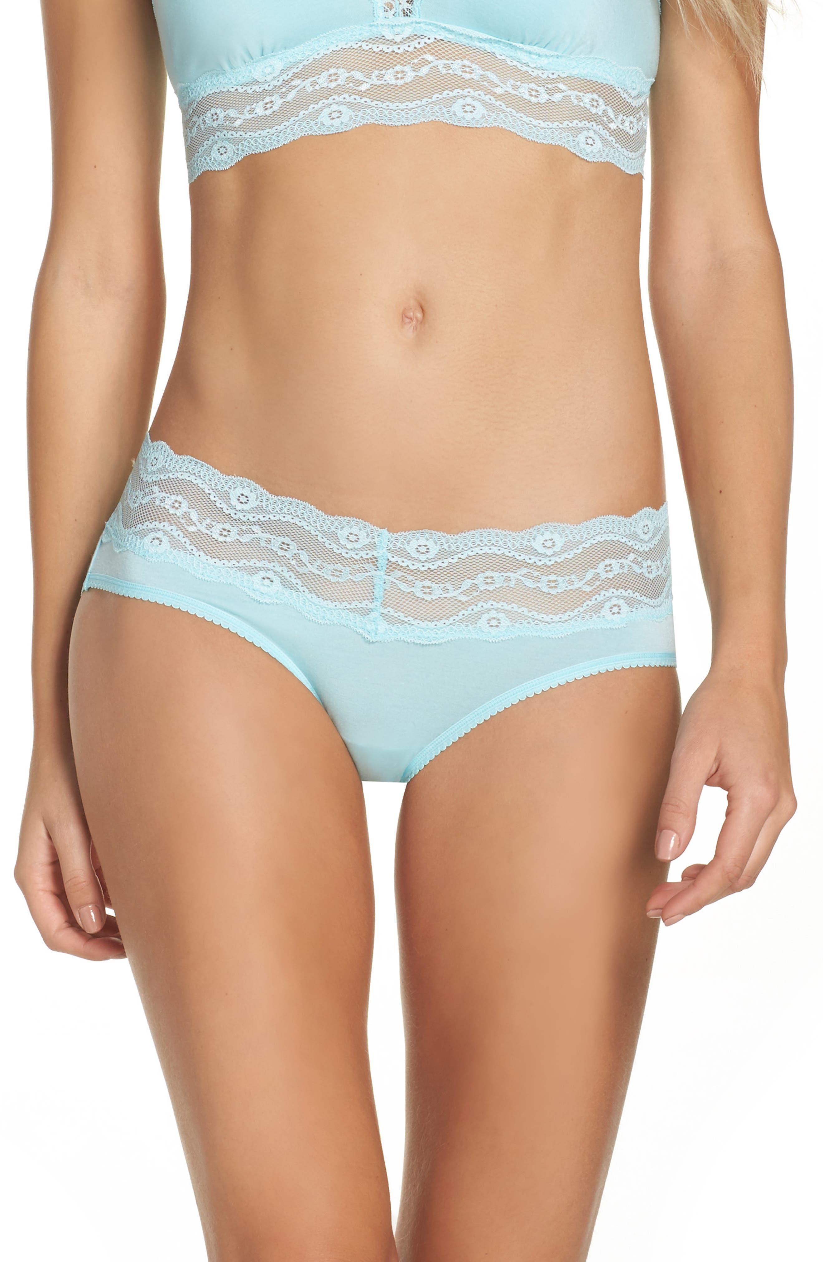 B. Adorable Hipster Panties,                         Main,                         color, 405