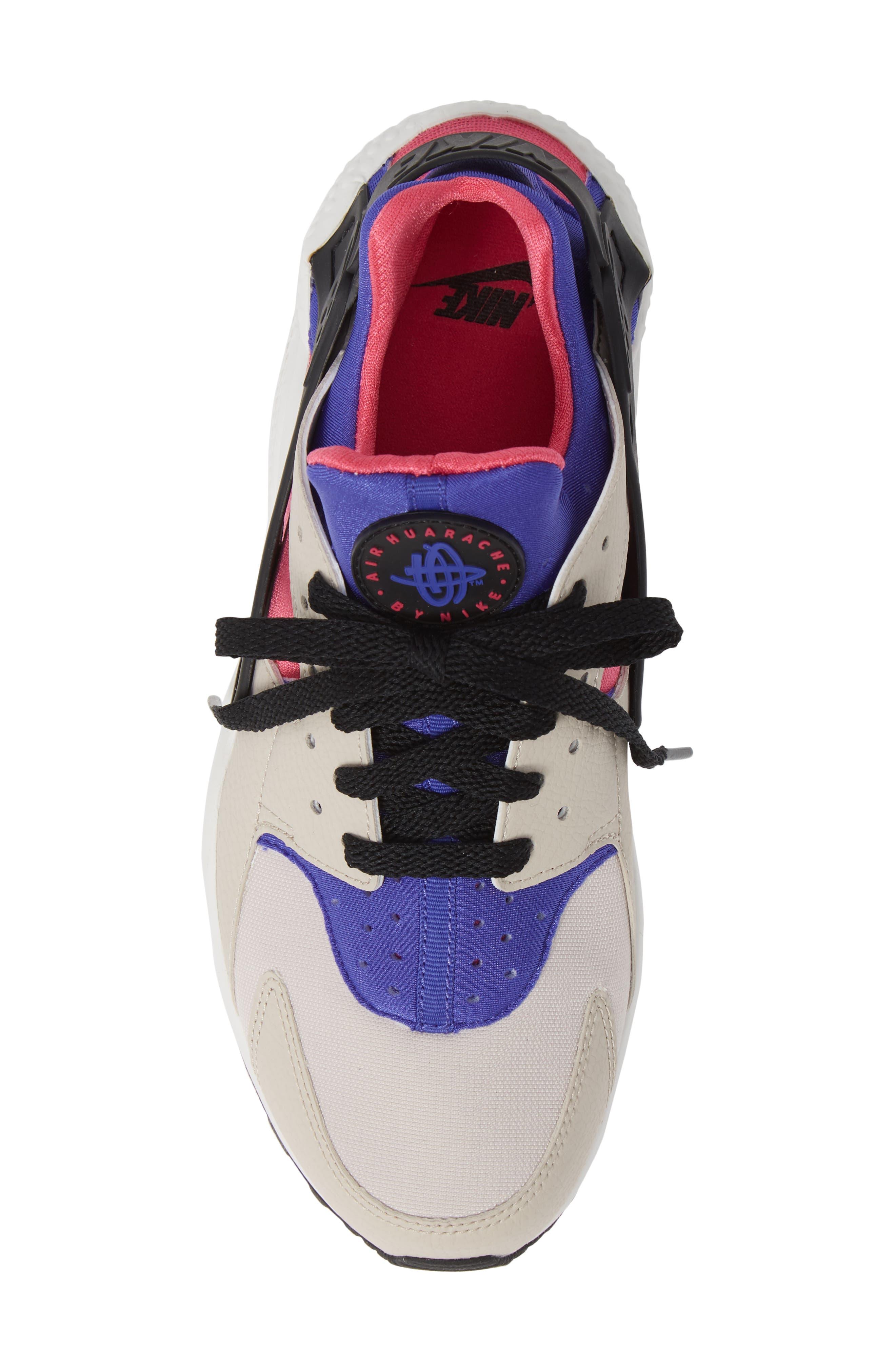 'Air Huarache' Sneaker,                             Alternate thumbnail 5, color,                             256