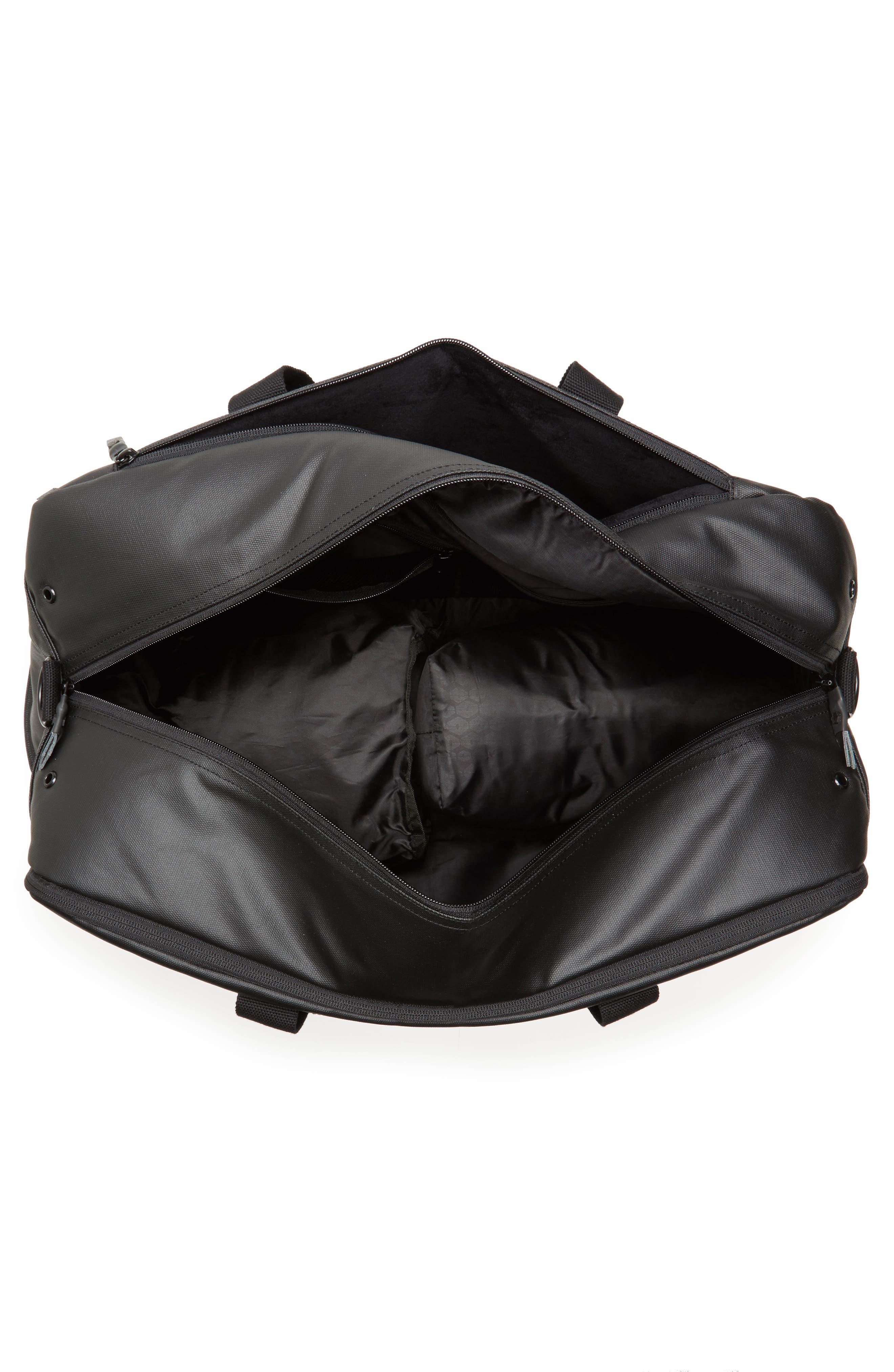 Convertible Duffel Bag,                             Alternate thumbnail 4, color,                             001