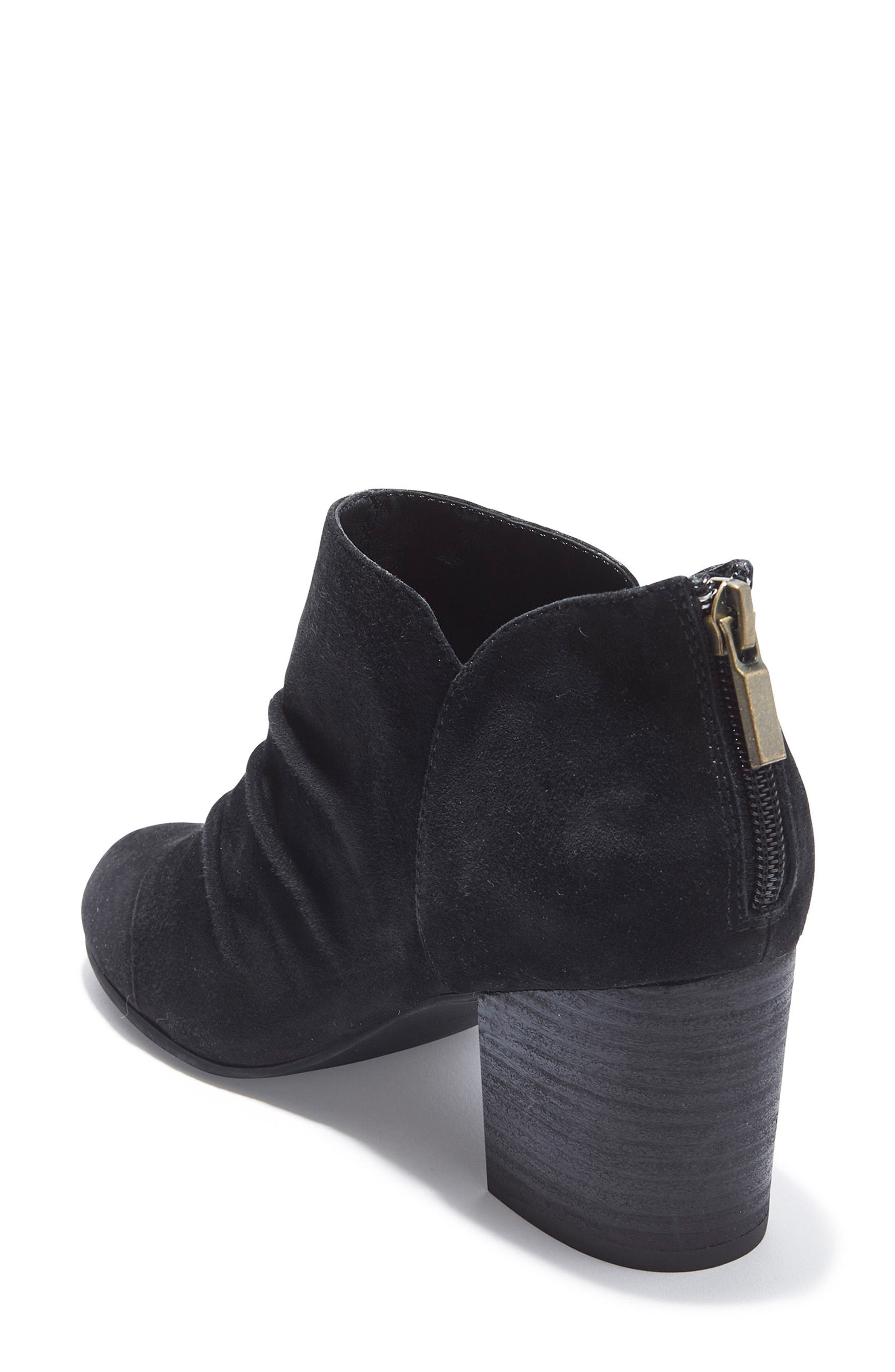 Adam Tucker Sierra Ruched Bootie,                             Alternate thumbnail 2, color,                             014