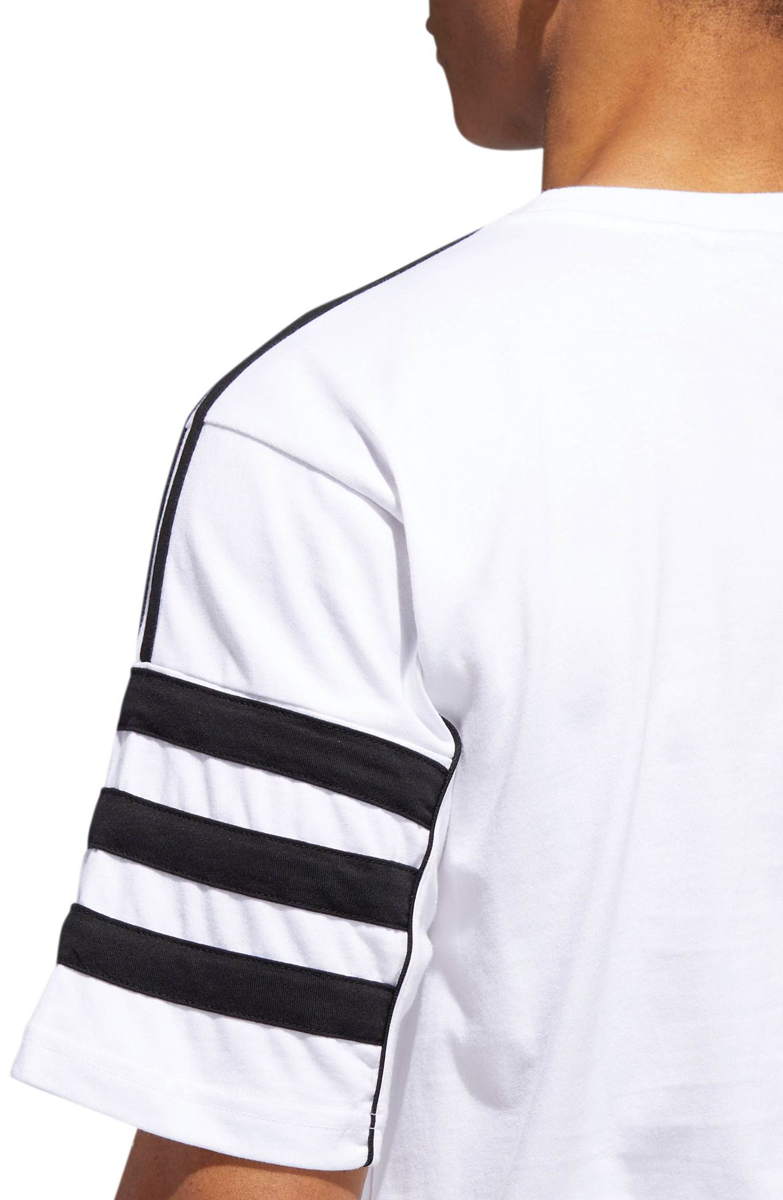 Authentics Short Sleeve T-Shirt,                             Alternate thumbnail 5, color,                             100