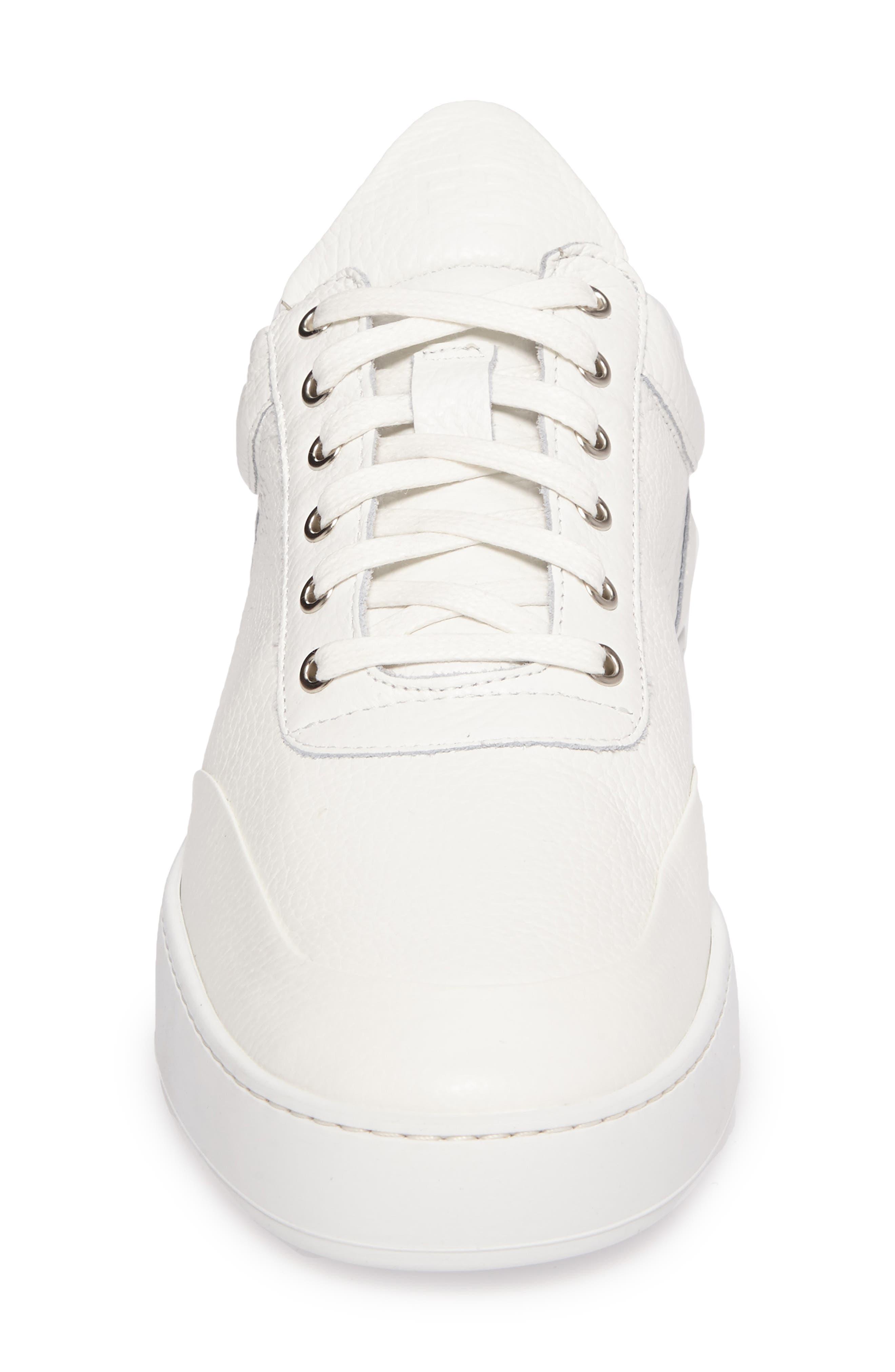 Low Top Sneaker,                             Alternate thumbnail 4, color,                             100