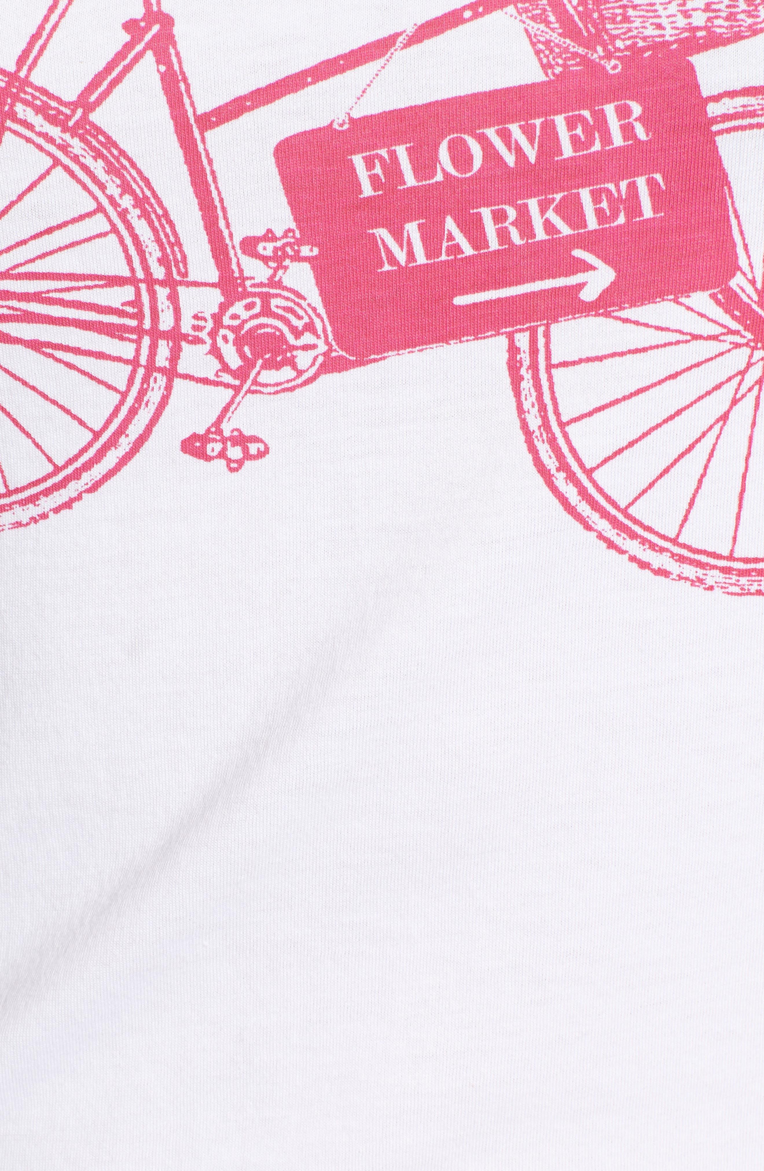 Short Sleeve Cotton Tee,                             Alternate thumbnail 56, color,
