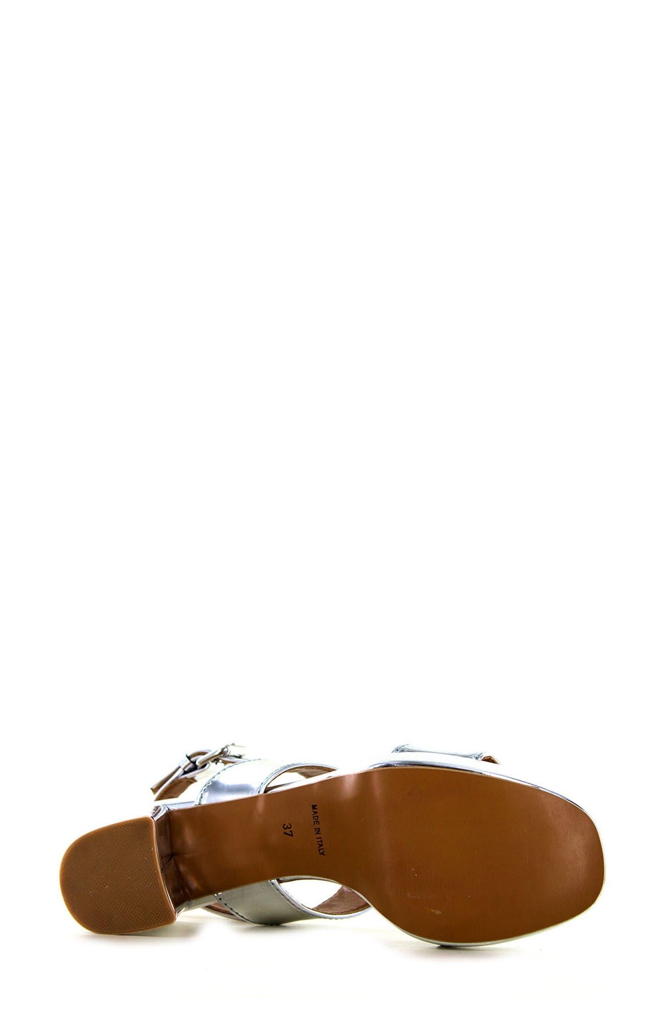 Summit Emilia Block Heel Sandal,                             Alternate thumbnail 11, color,