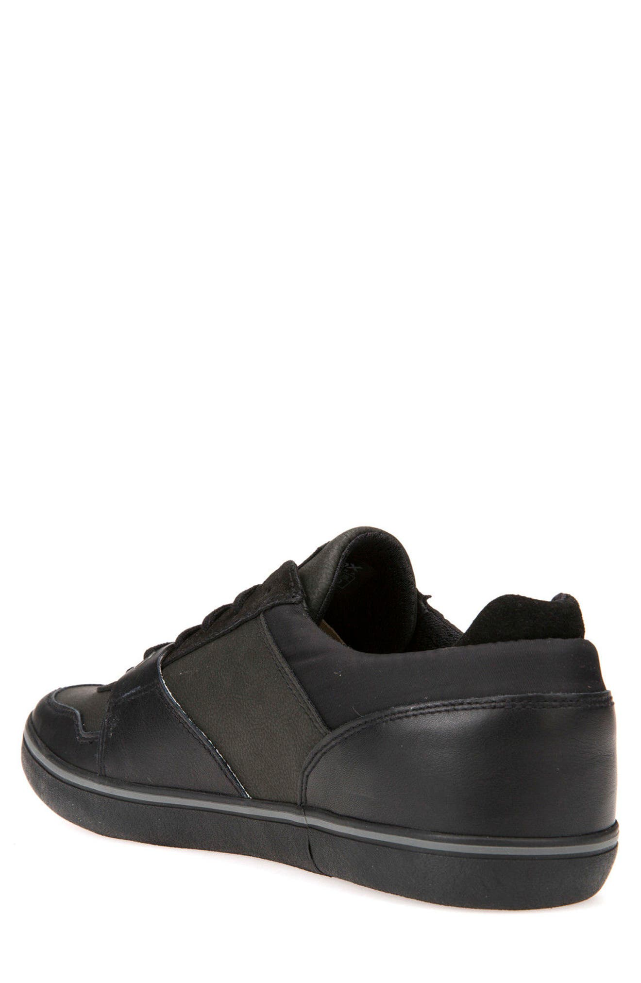 Box 28 Low-Profile Sneaker,                             Alternate thumbnail 2, color,                             BLACK