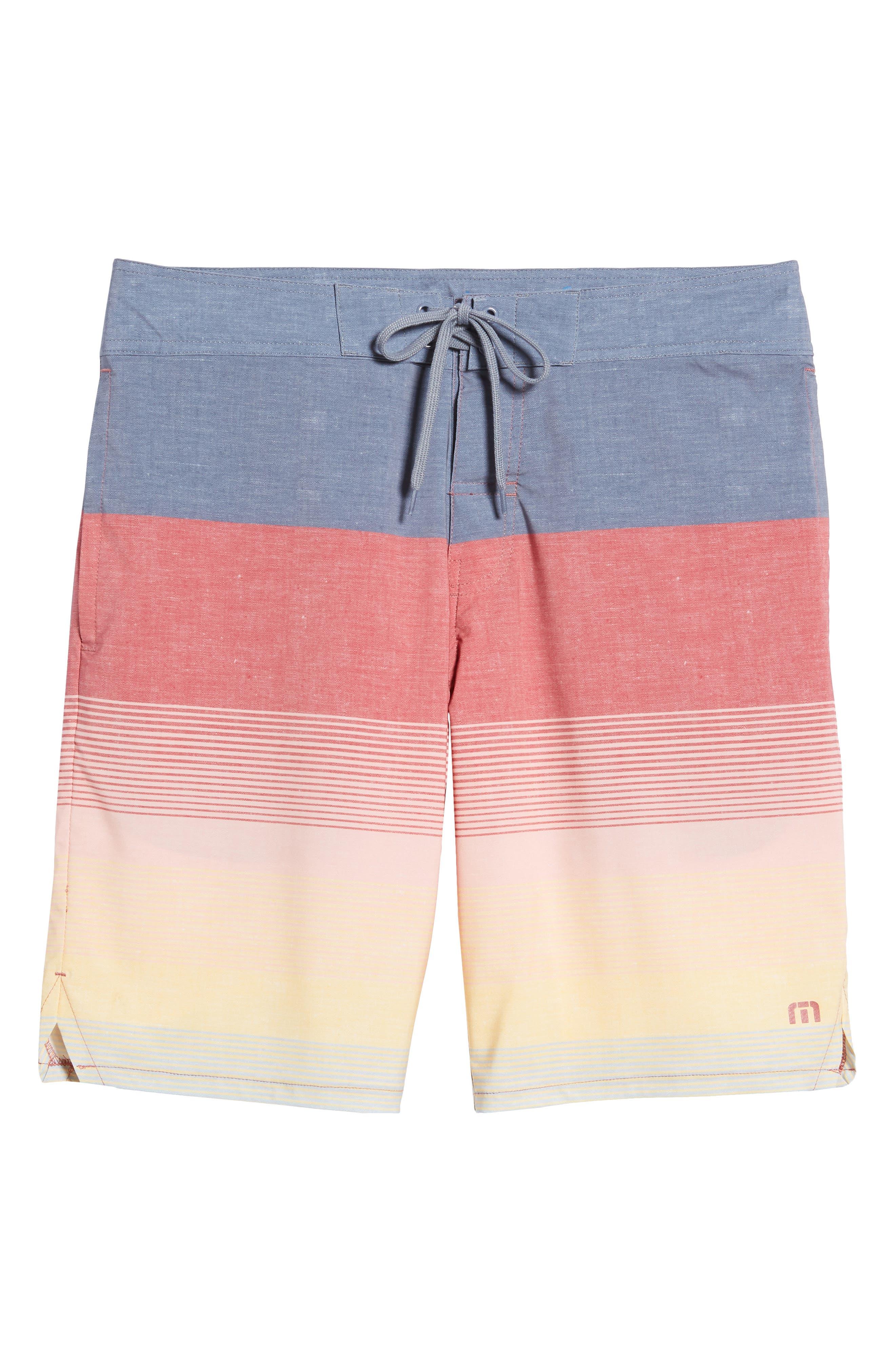 Seegrid Regular Fit Board Shorts,                             Alternate thumbnail 12, color,