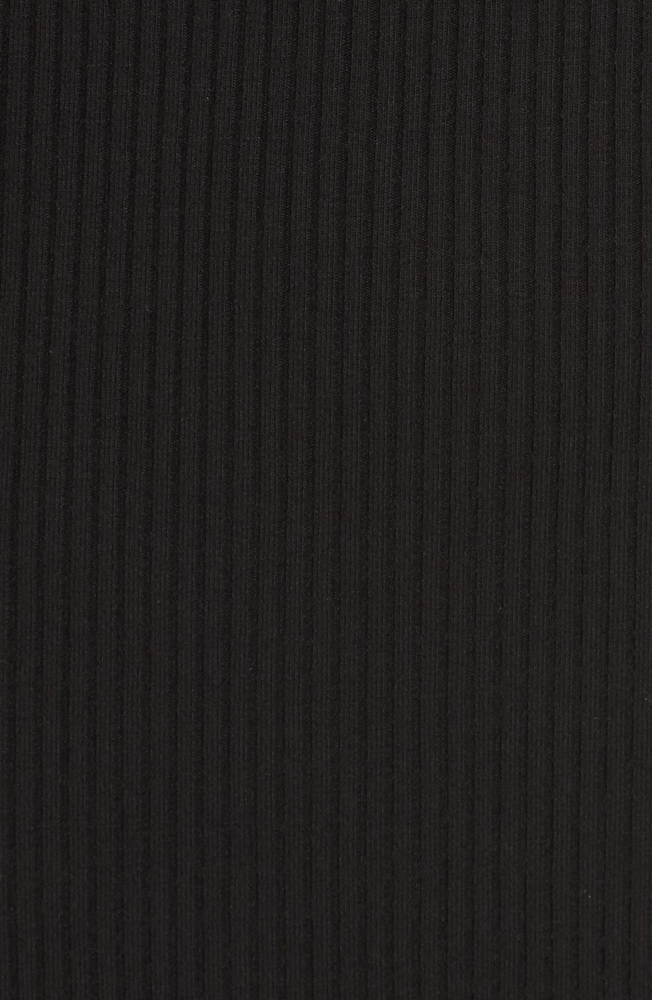 Klassen Choker Dress,                             Alternate thumbnail 5, color,                             001