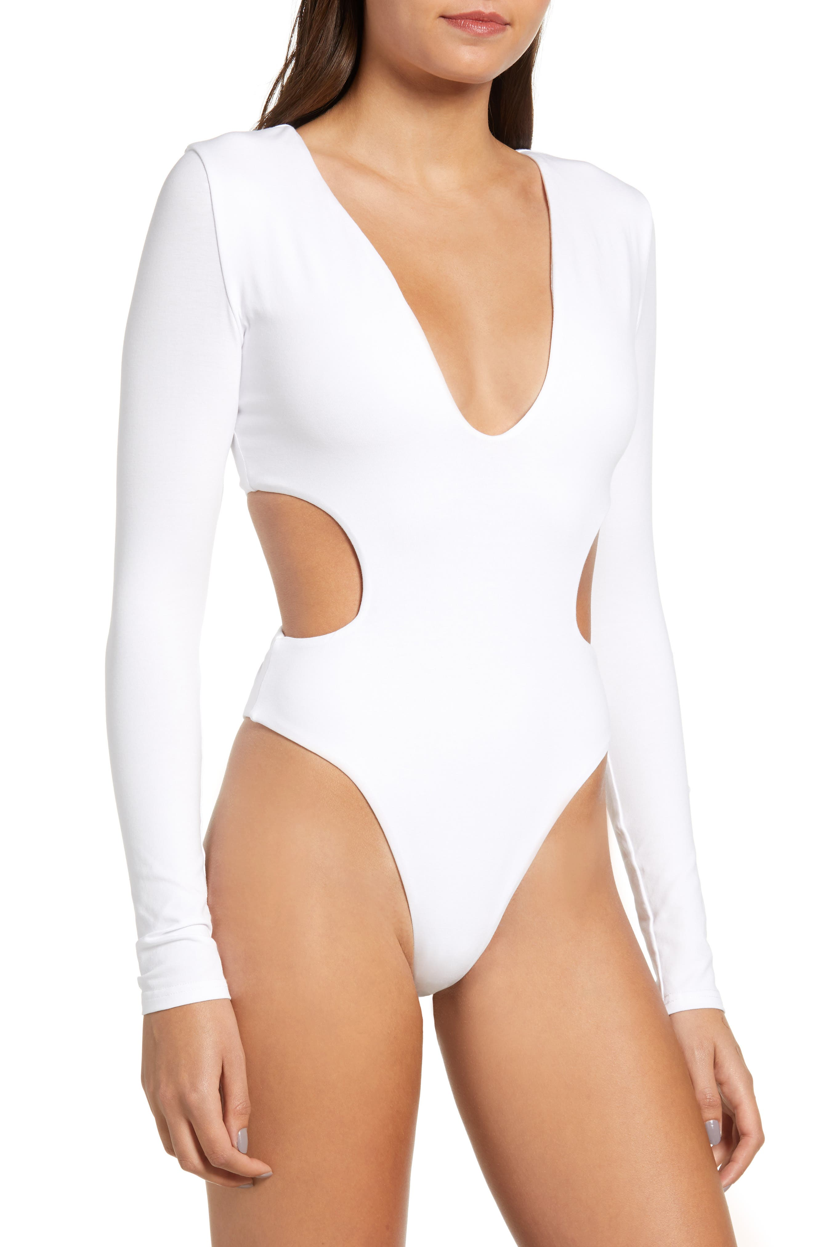 Isabella Bodysuit,                             Alternate thumbnail 2, color,                             100