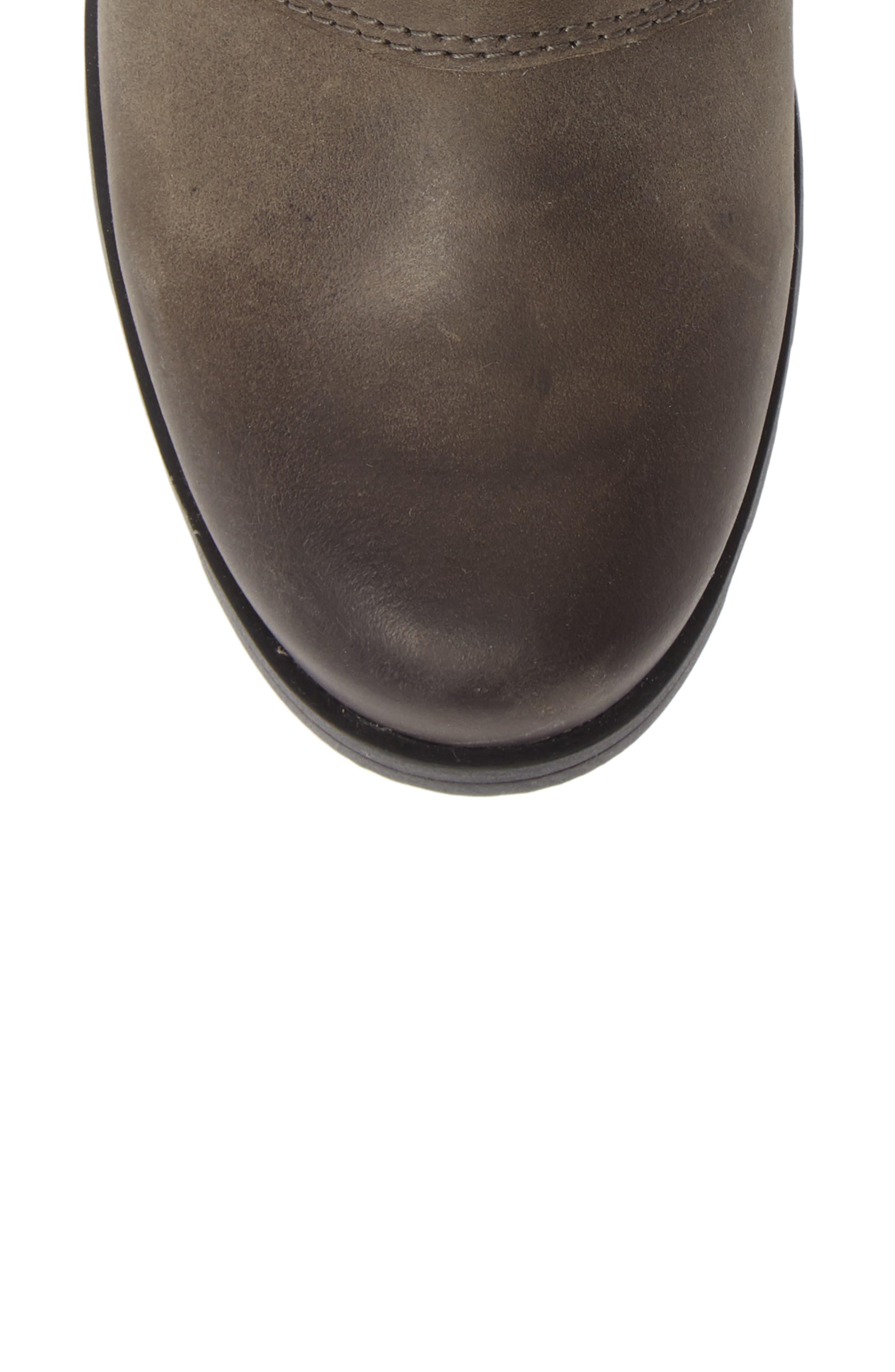 Emelie Waterproof Chelsea Boot,                             Alternate thumbnail 17, color,