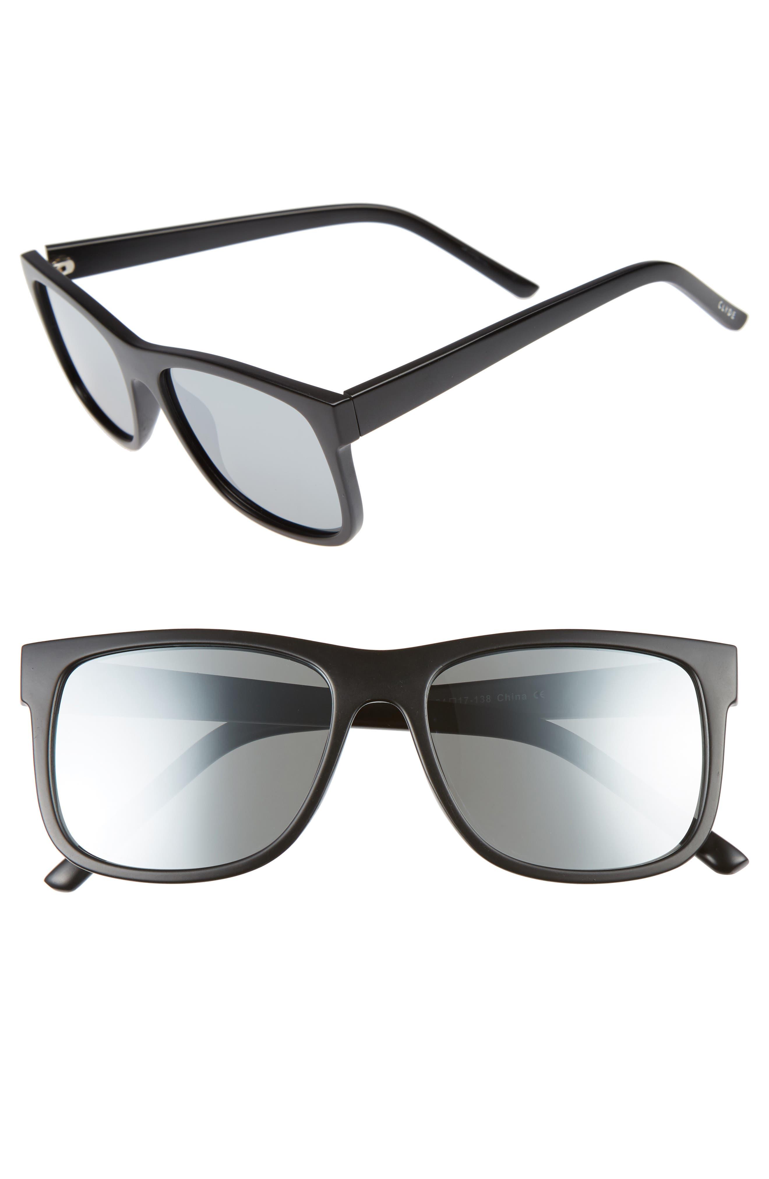 Main 54mm Polarized Sunglasses,                             Main thumbnail 1, color,                             001
