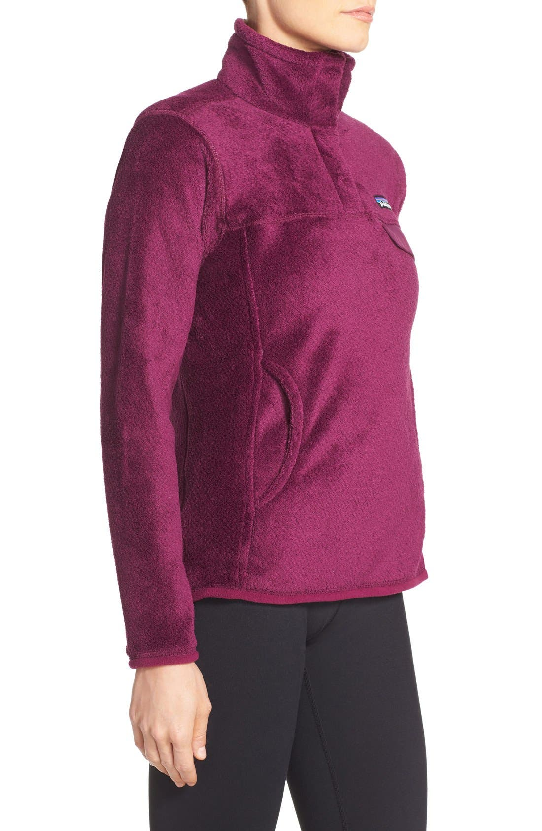 Re-Tool Snap-T<sup>®</sup> Fleece Pullover,                             Alternate thumbnail 153, color,