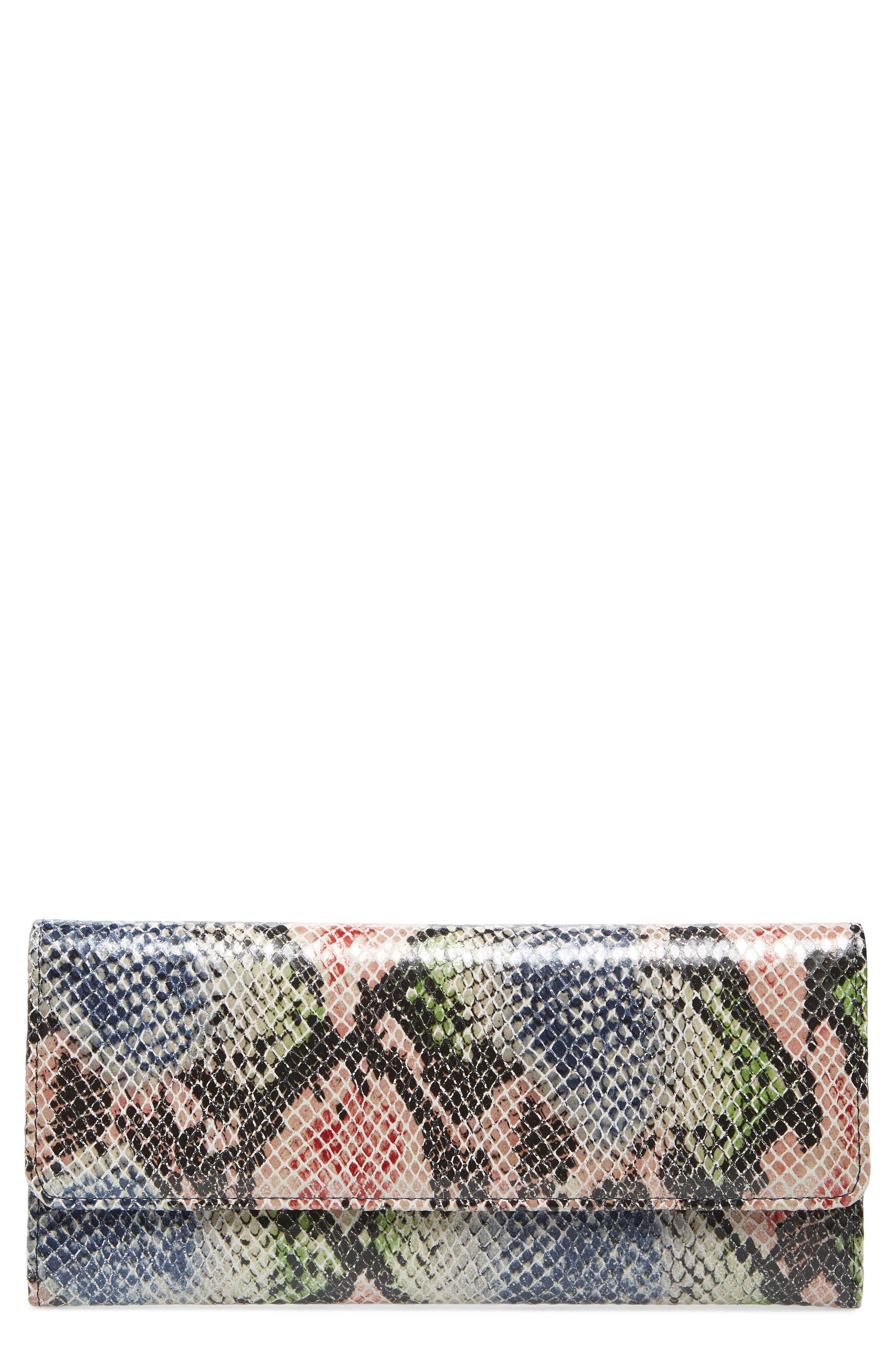 'Sadie' Leather Wallet,                             Main thumbnail 11, color,