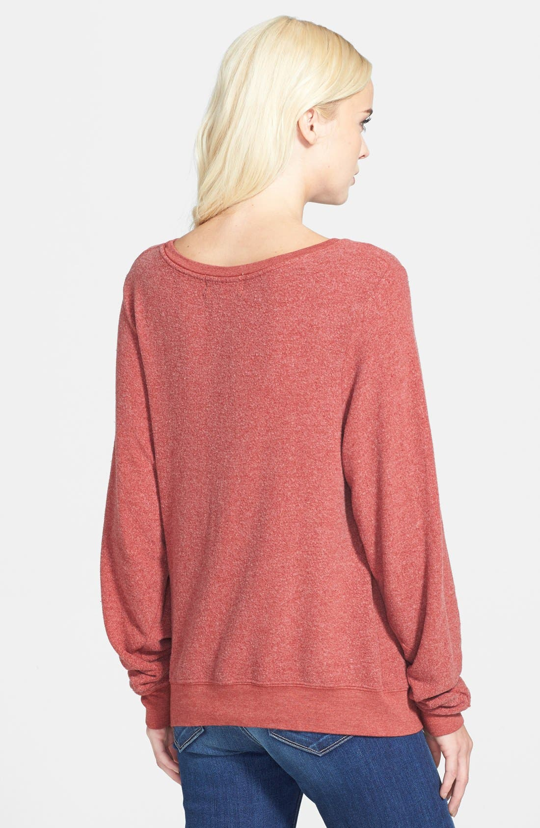 'Baggy Beach Jumper' Pullover,                             Alternate thumbnail 127, color,