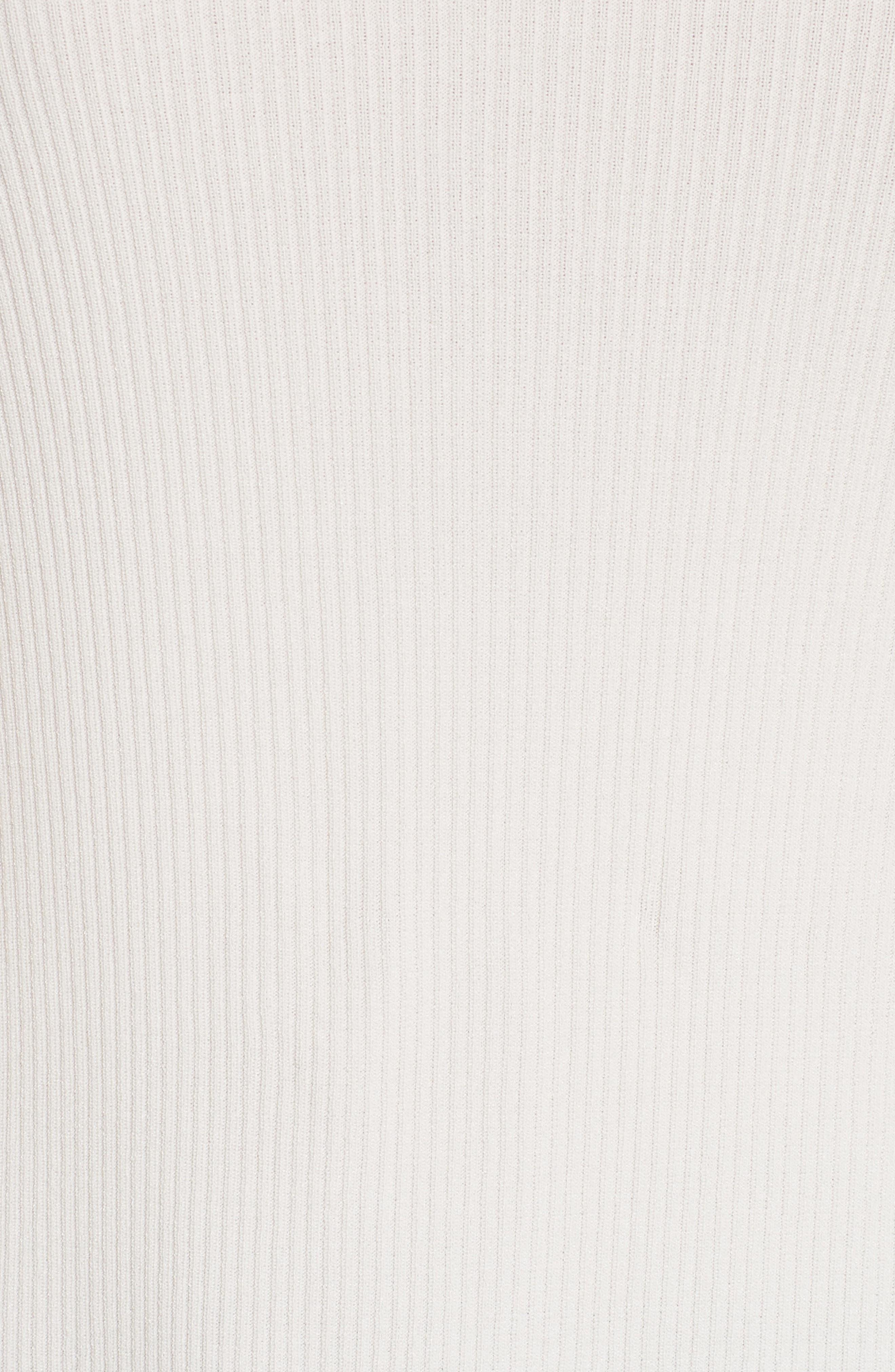 Hennie Cold Shoulder Peplum Top,                             Alternate thumbnail 5, color,                             901