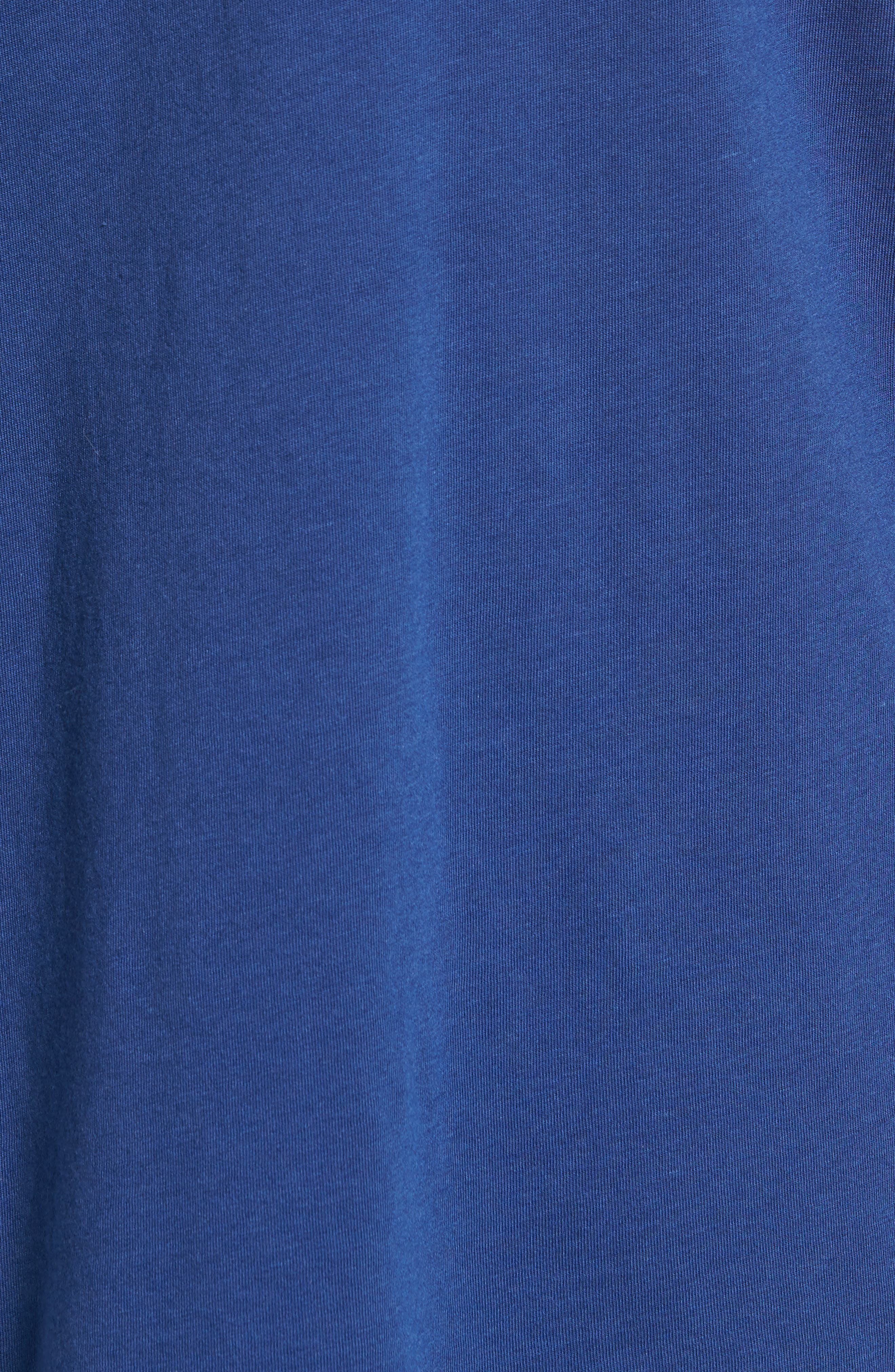 Essential V-Neck T-Shirt,                             Alternate thumbnail 42, color,