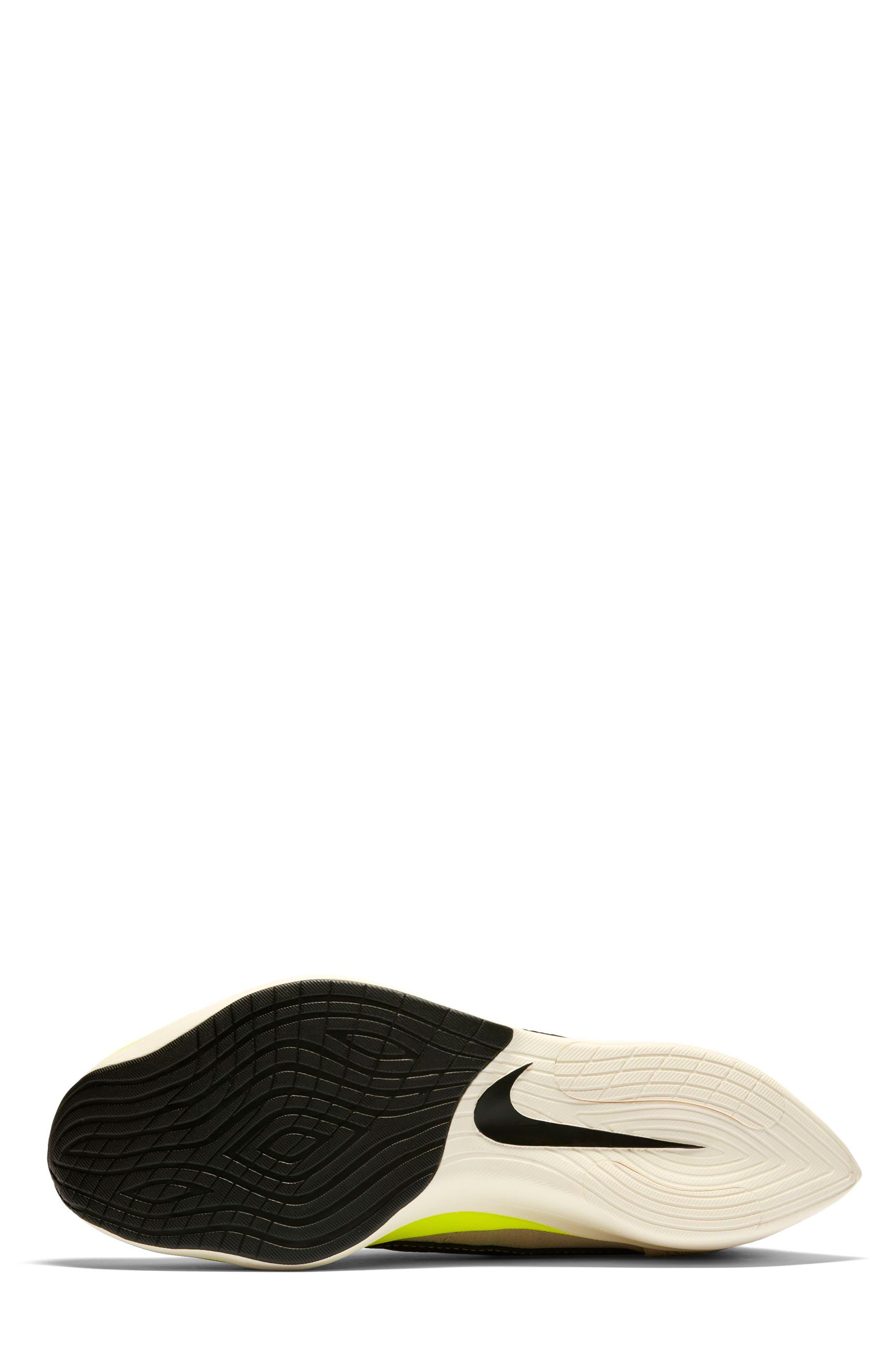 Moon Racer Sneaker,                             Alternate thumbnail 5, color,                             STRING/ BLACK/ SAIL/ VOLT