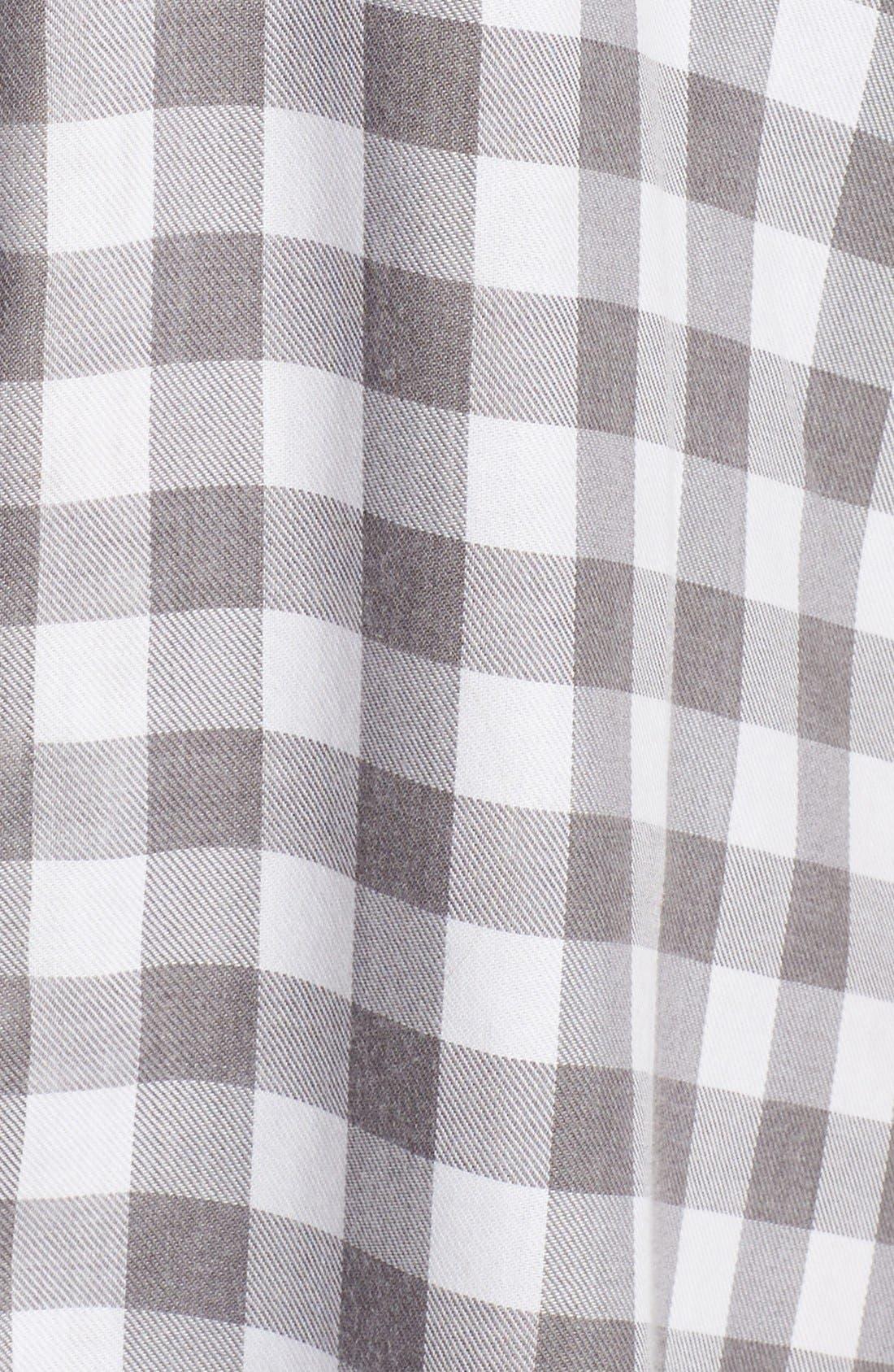Plaid Night Shirt,                             Alternate thumbnail 28, color,