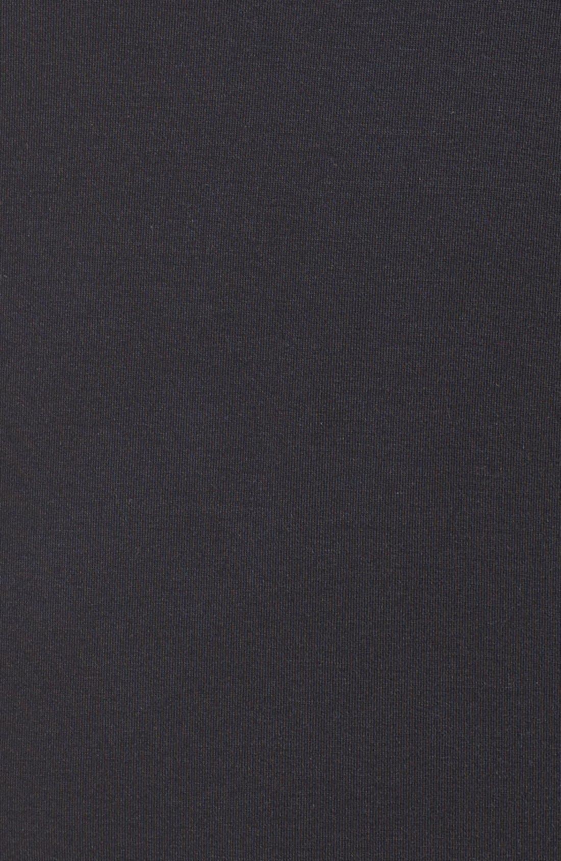 Short Sleeve Tee,                             Alternate thumbnail 7, color,                             BLACK