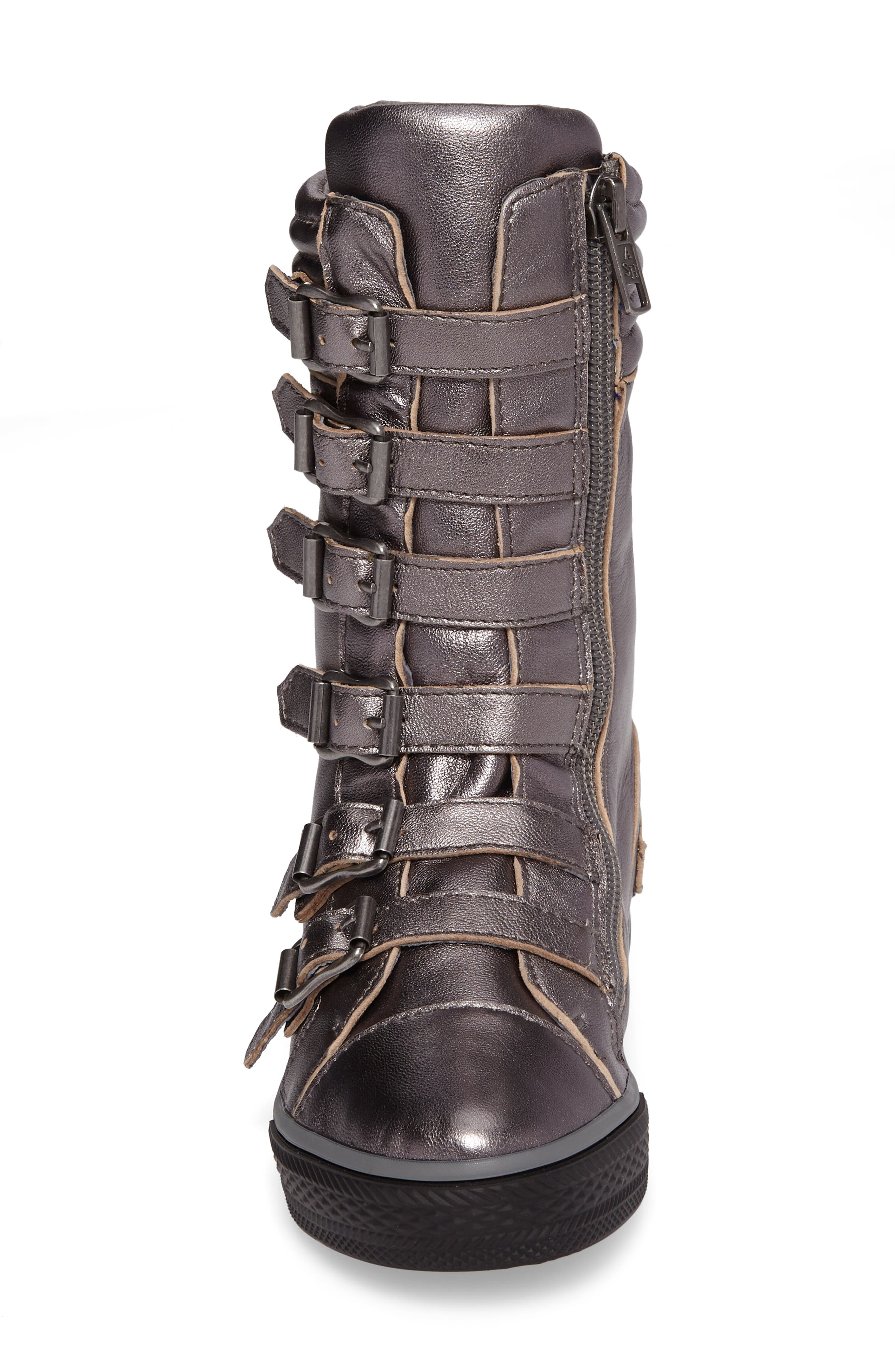 Vava Natalie Tall Sneaker Boot,                             Alternate thumbnail 4, color,                             040