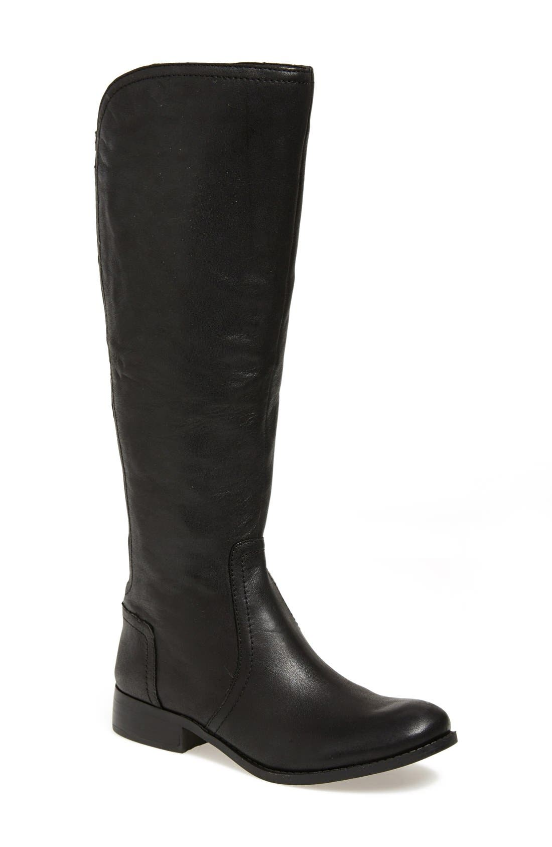 'Randee' Tall Boot, Main, color, 001