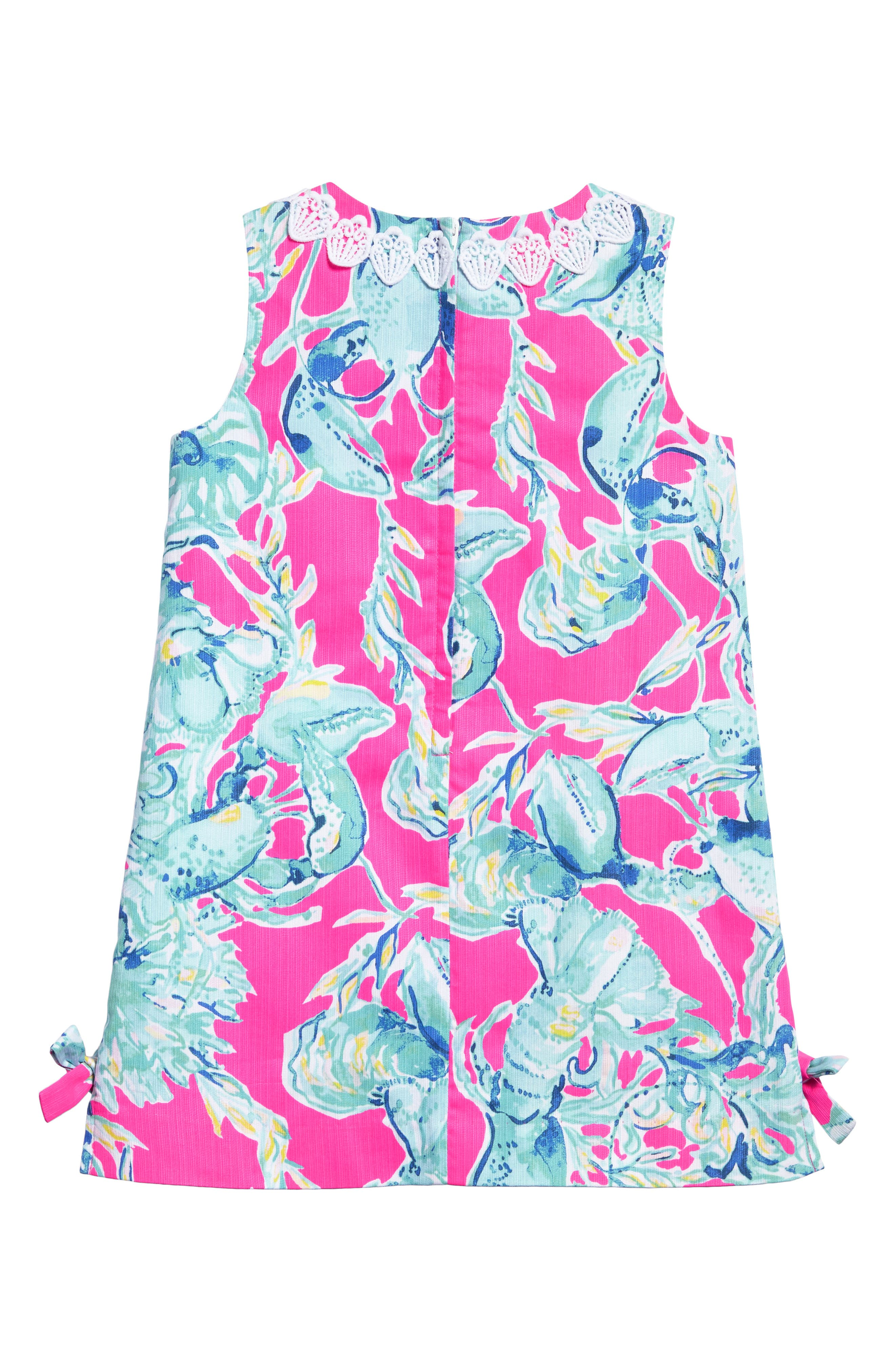 Little Lilly Shift Dress,                             Alternate thumbnail 2, color,