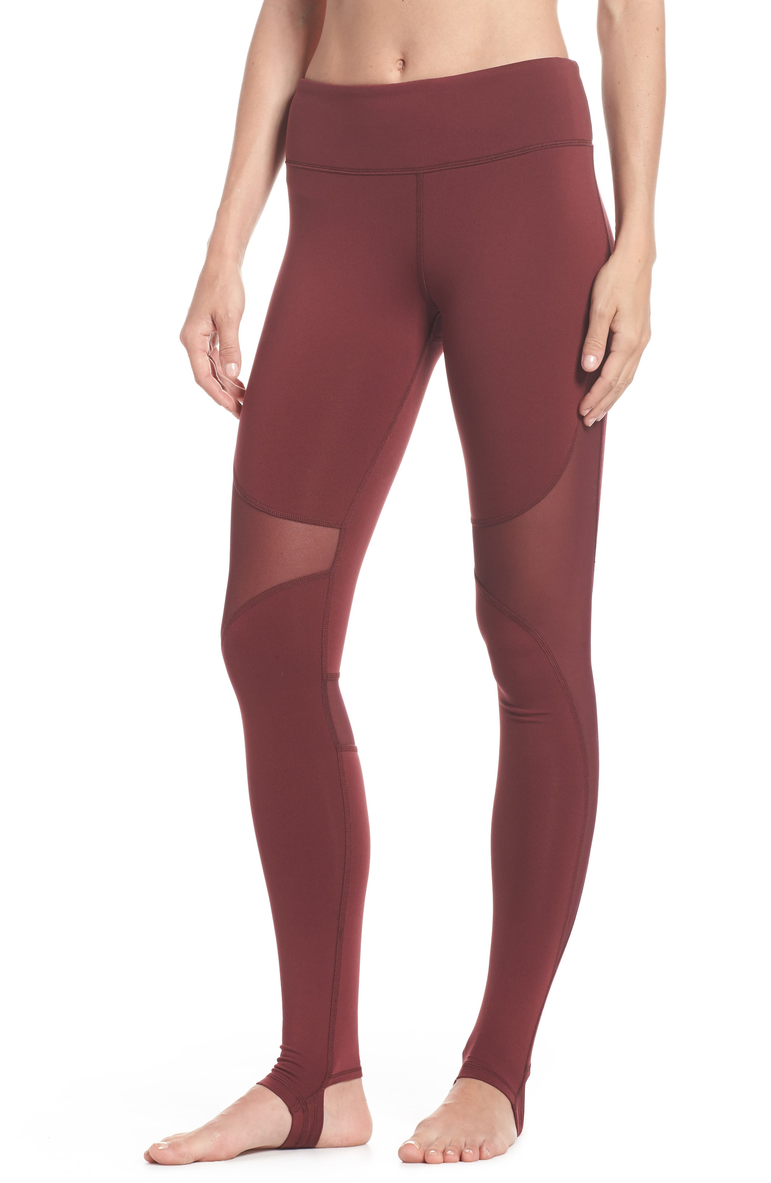 Coast High Waist Stirrup Leggings, Main, color, 936
