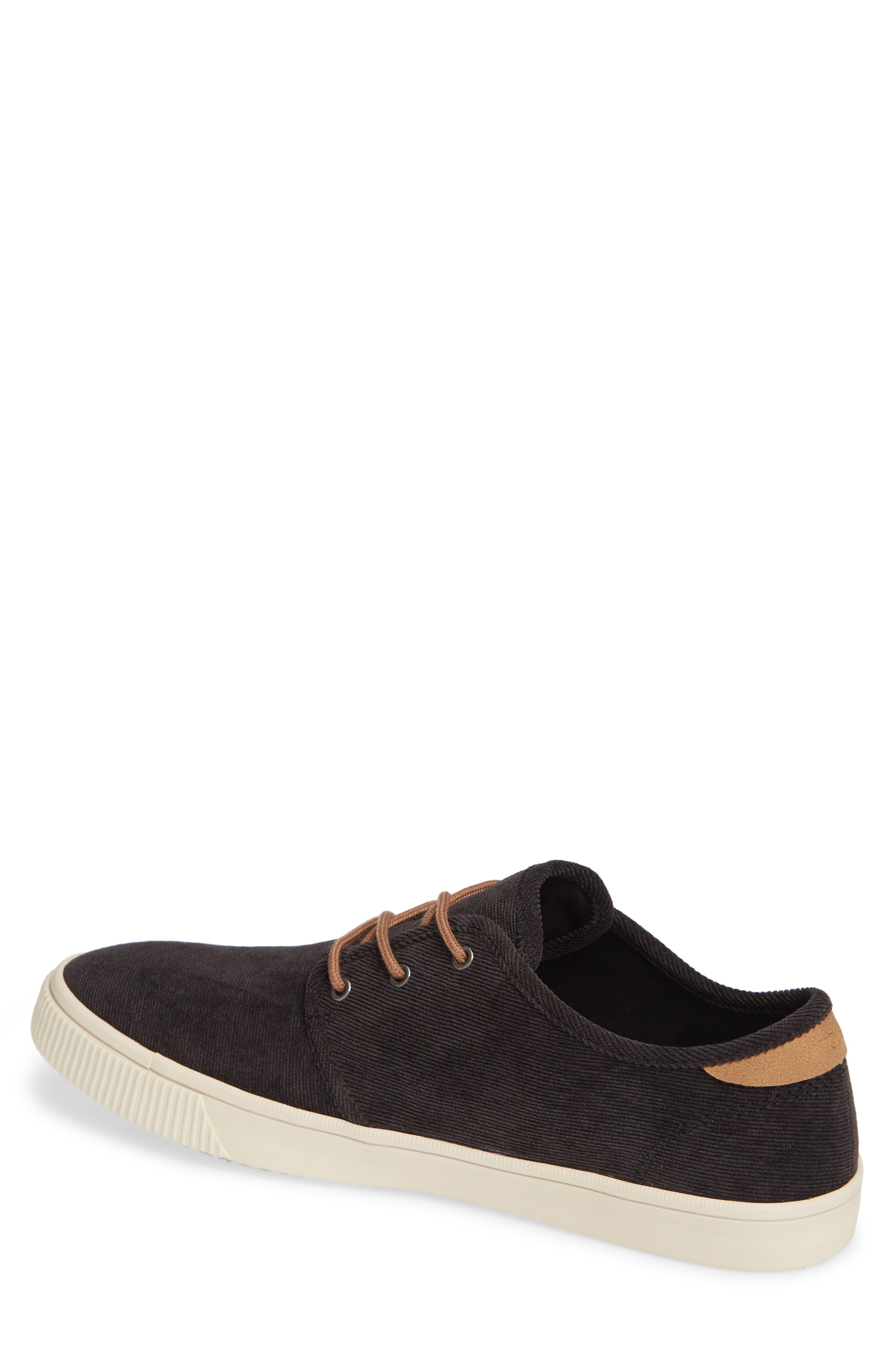 Carlo Sneaker,                             Alternate thumbnail 2, color,                             BLACK