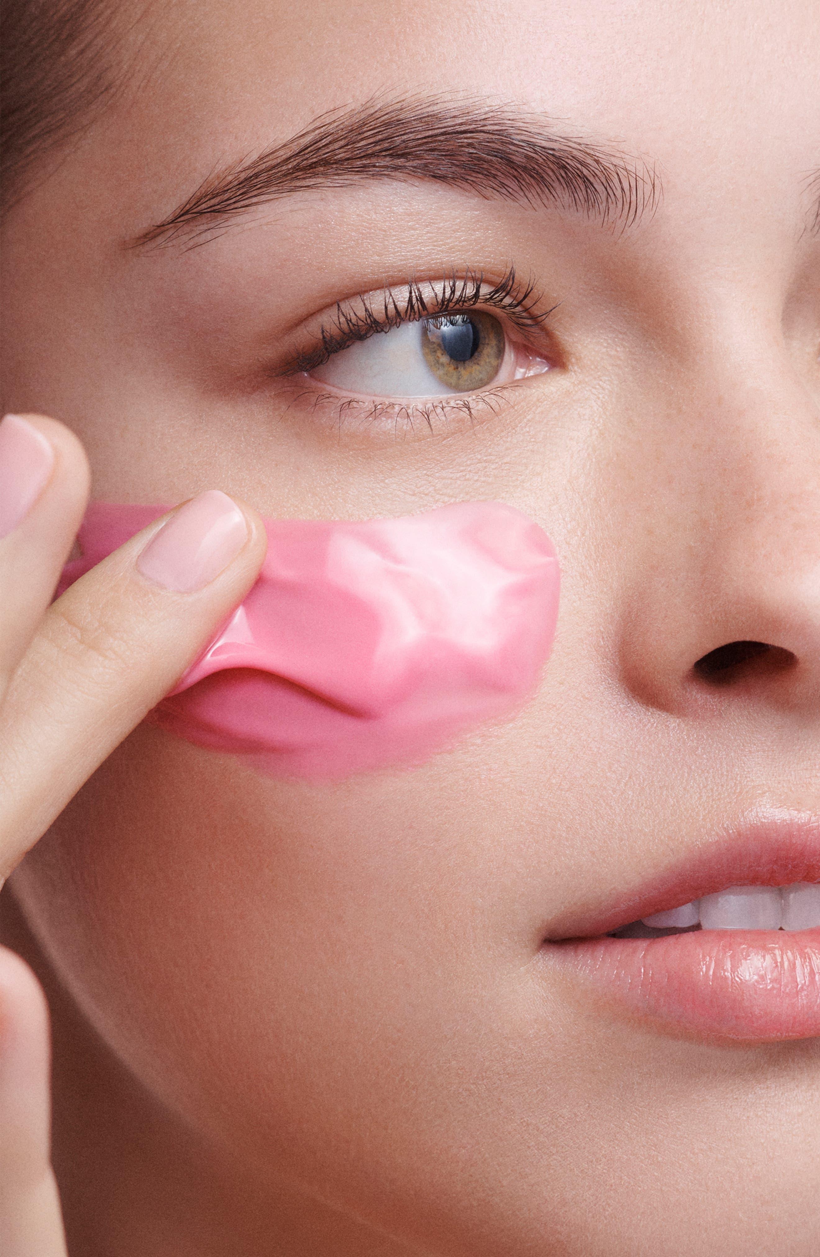 Luminizing Pink Mask,                             Alternate thumbnail 5, color,                             NO COLOR