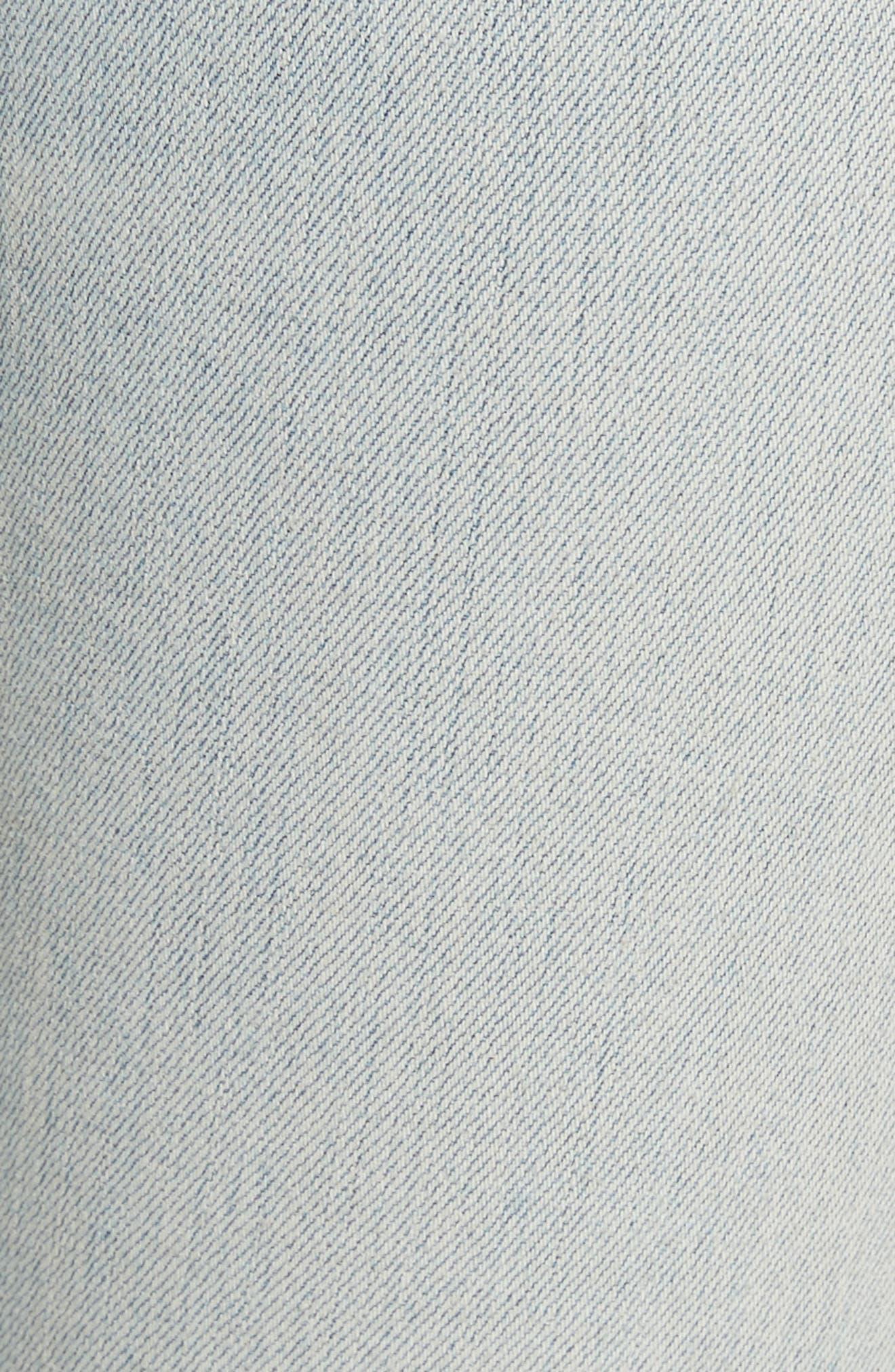 The Dre Slim Boyfriend Jeans,                             Alternate thumbnail 6, color,                             450