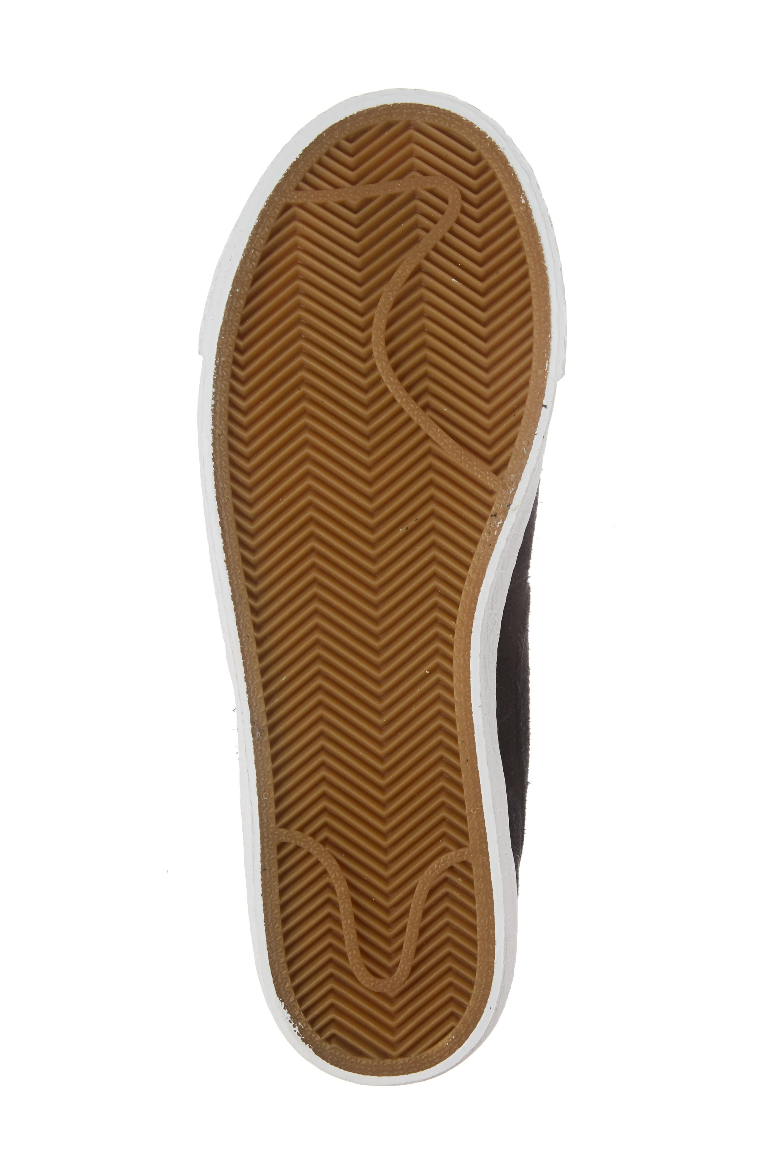 Blazer Mid High Top Sneaker,                             Alternate thumbnail 6, color,                             003