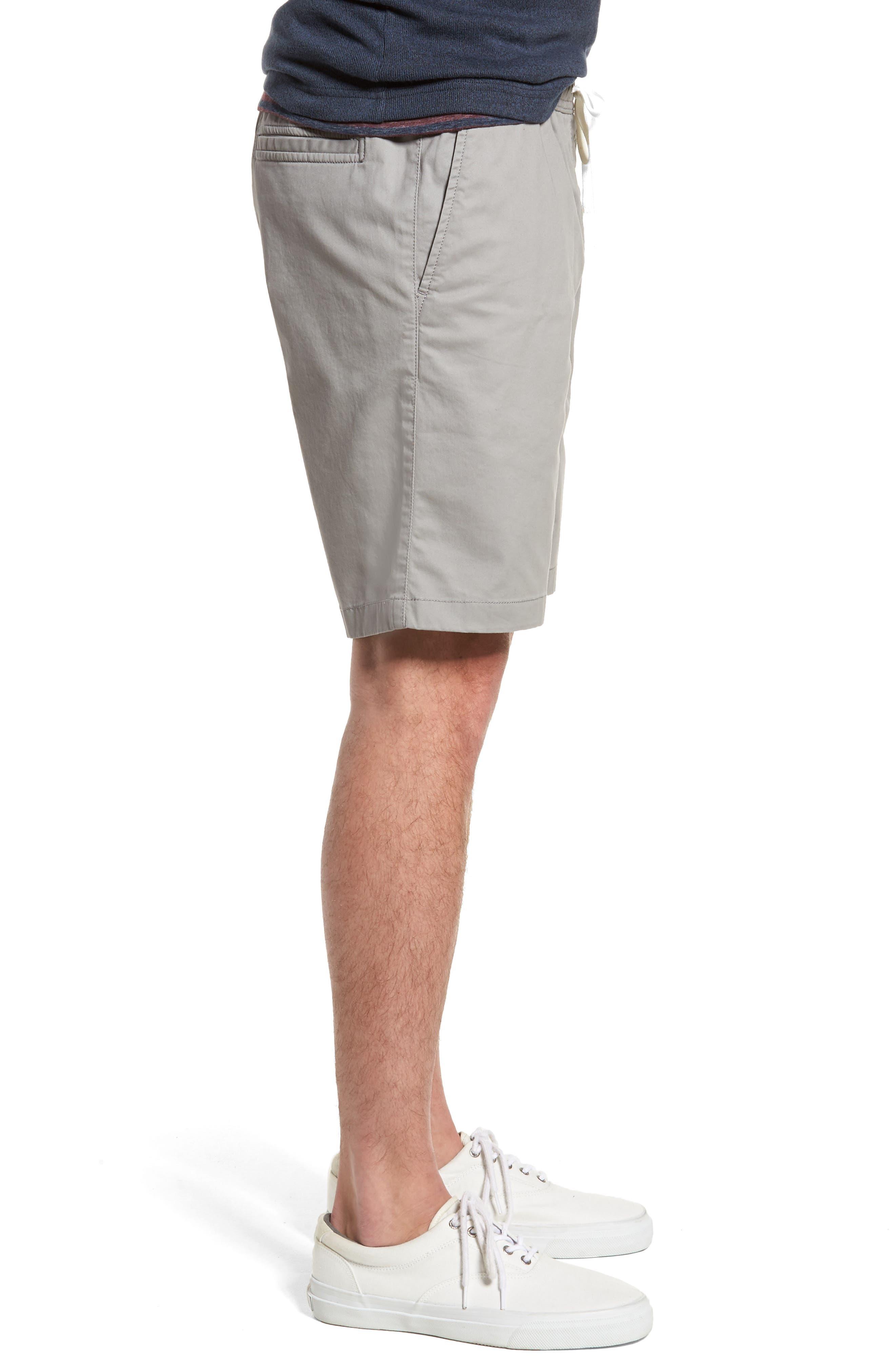 Ballard Slim Fit Shorts,                             Alternate thumbnail 3, color,                             030
