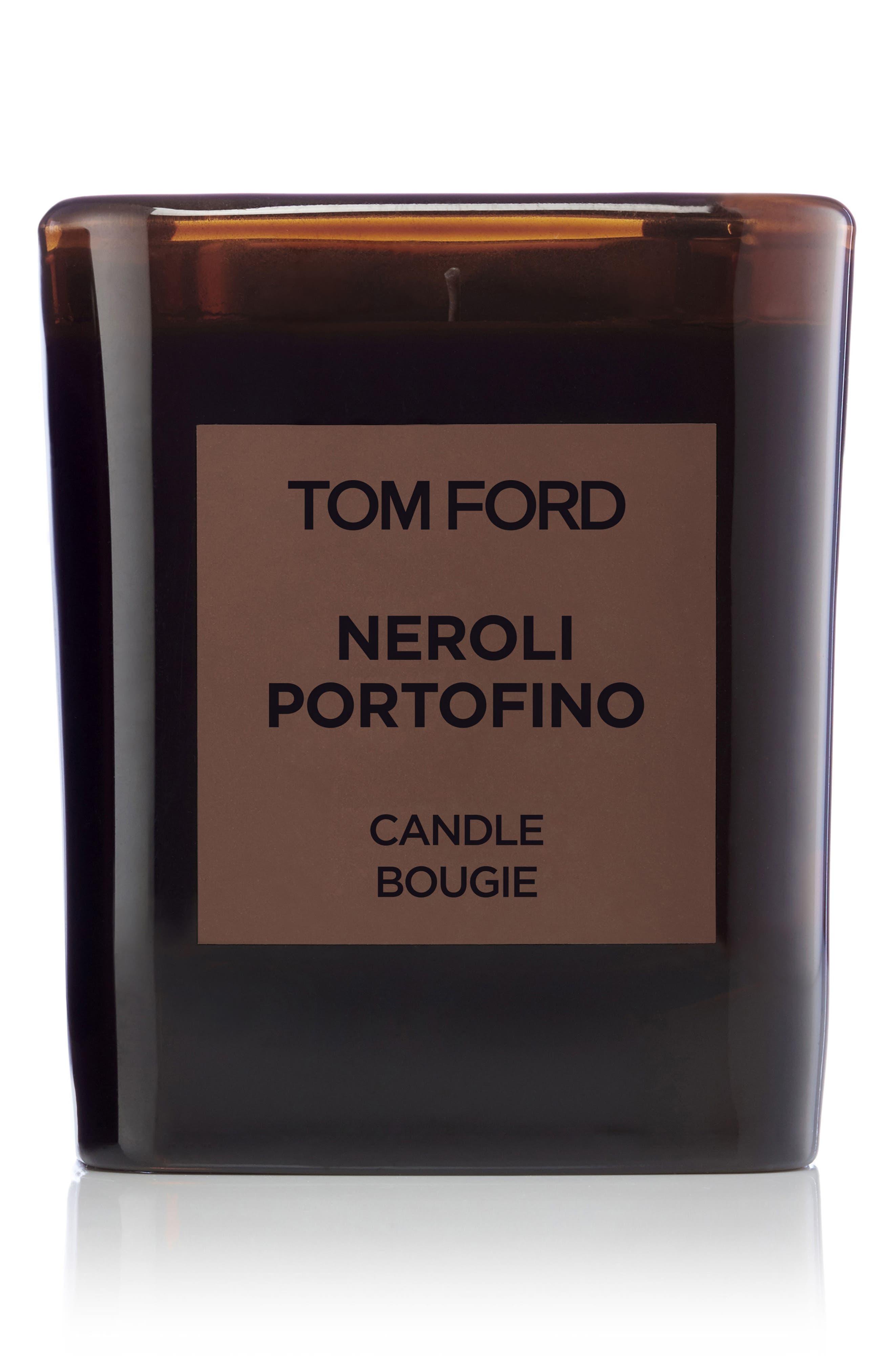 Private Blend Neroli Portofino Candle,                             Main thumbnail 1, color,                             000