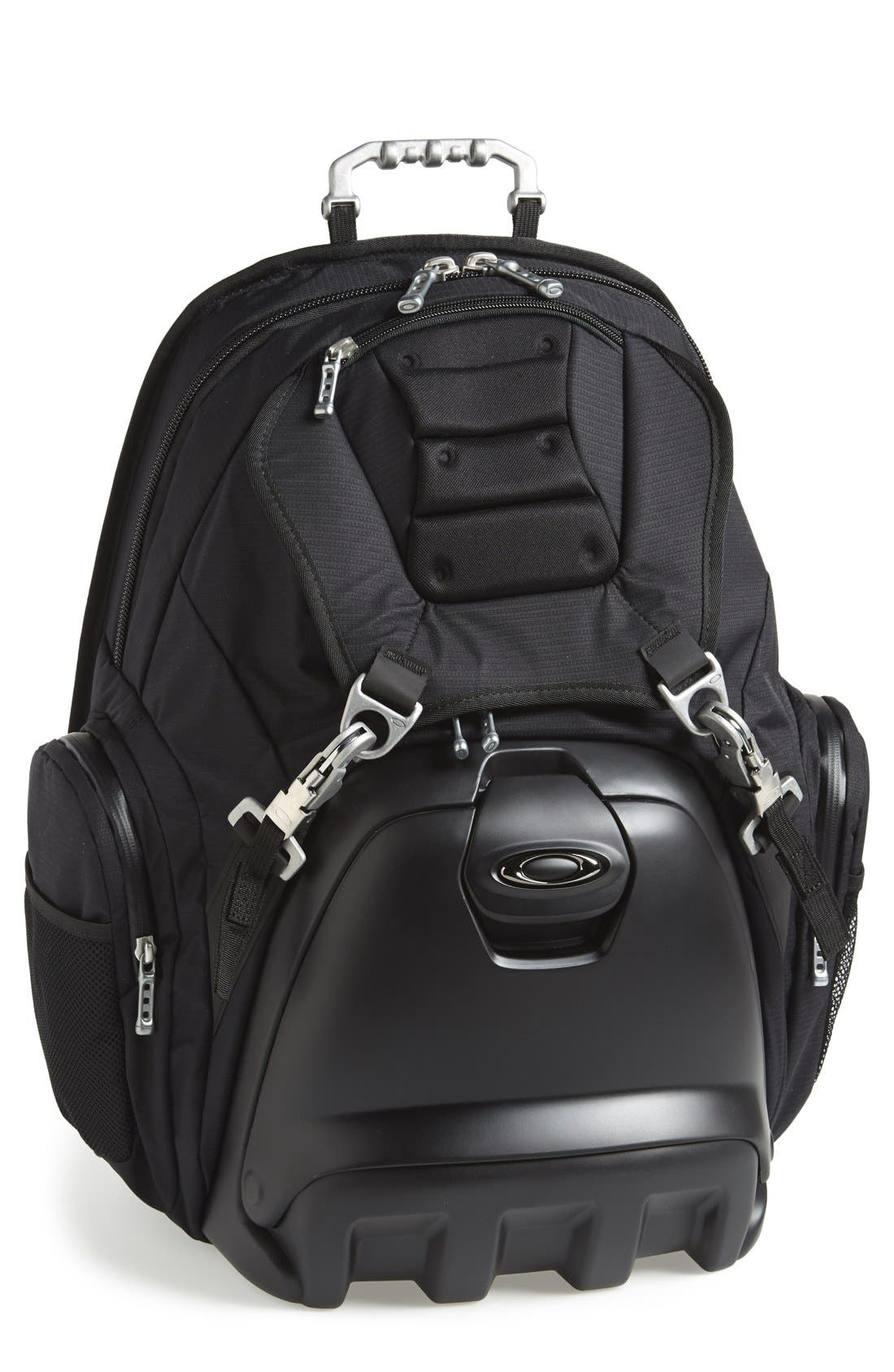 'Lunch Box' Cooler Backpack, Main, color, 001