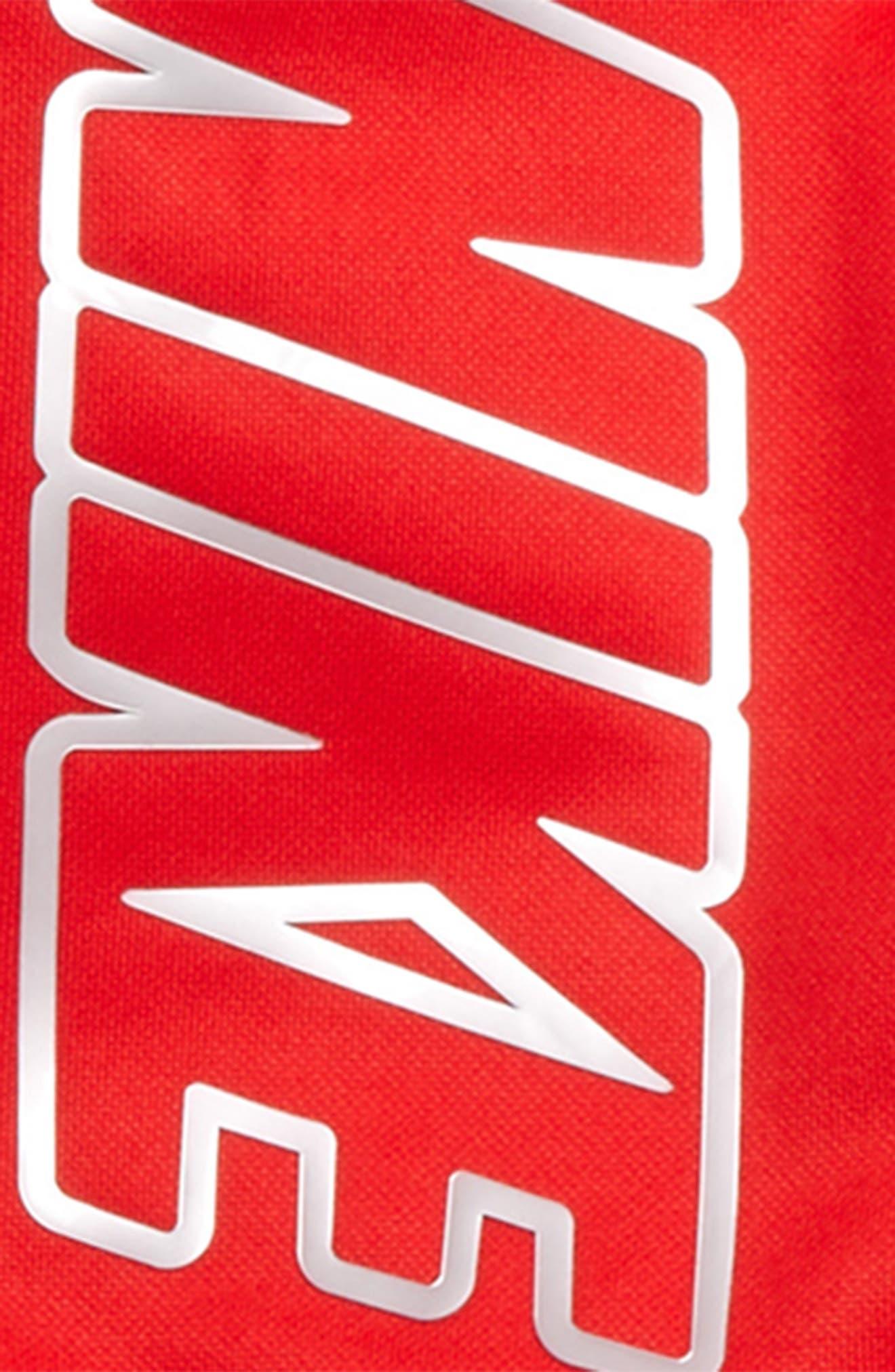 NIKE,                             Therma Full Zip Hoodie & Jogger Pants Set,                             Alternate thumbnail 2, color,                             008