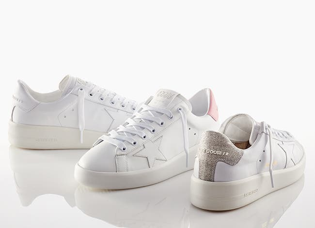 Golden Goose: new and exclusive collection.