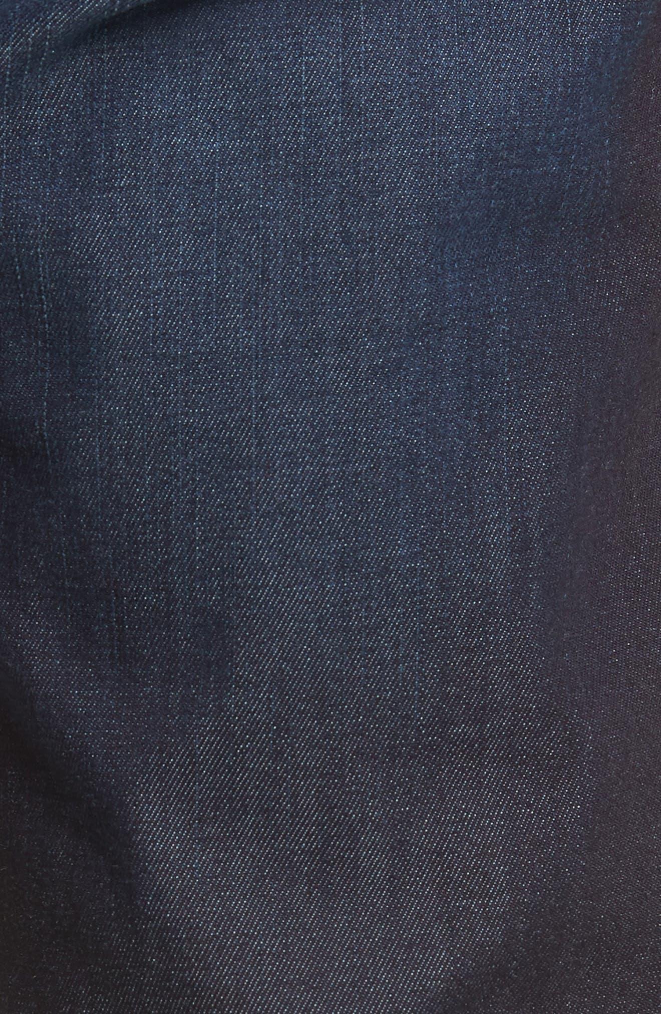 Delaware Slim Fit Jeans,                             Alternate thumbnail 5, color,