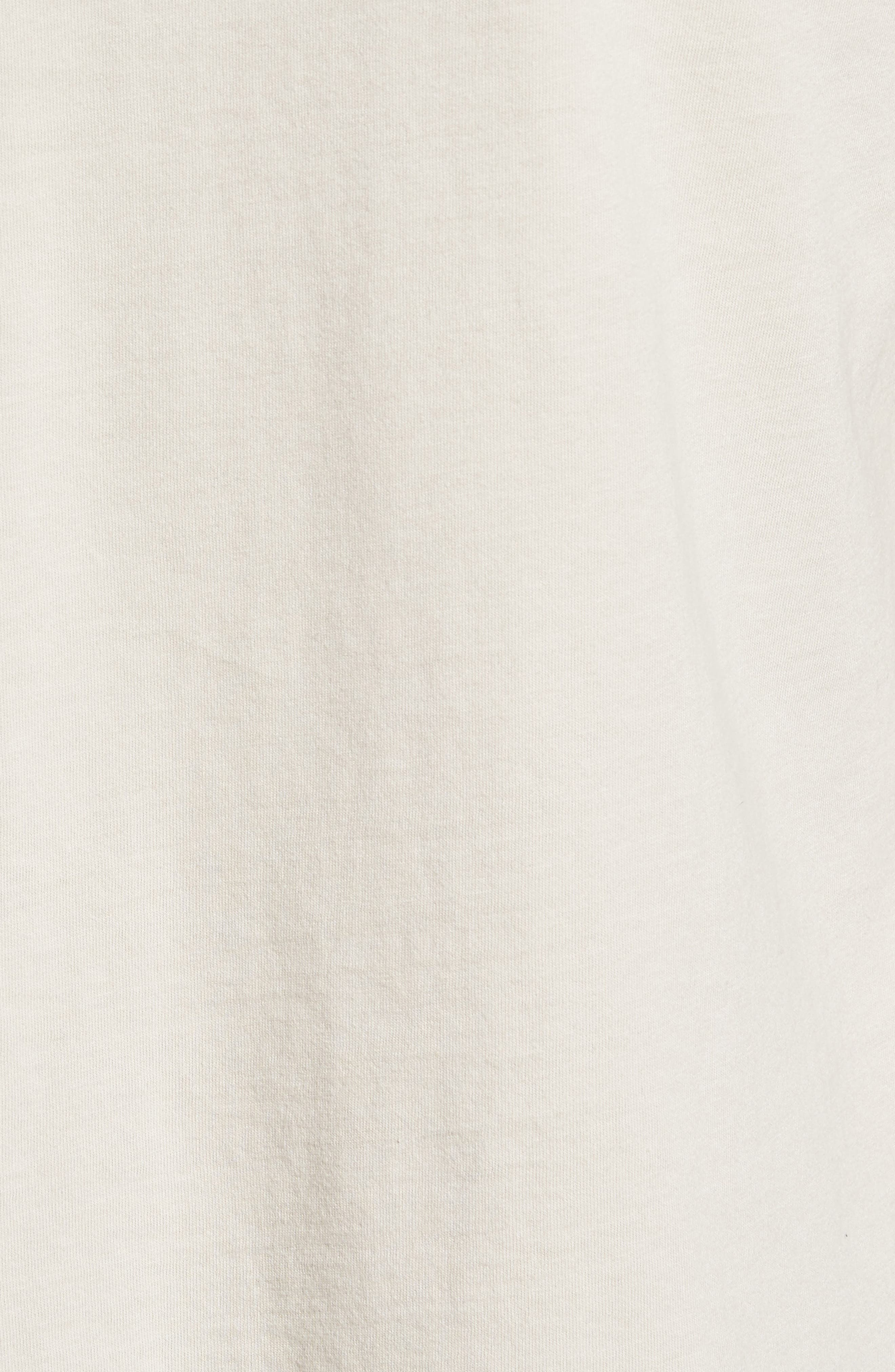 Maron Long Sleeve T-Shirt,                             Alternate thumbnail 5, color,                             020
