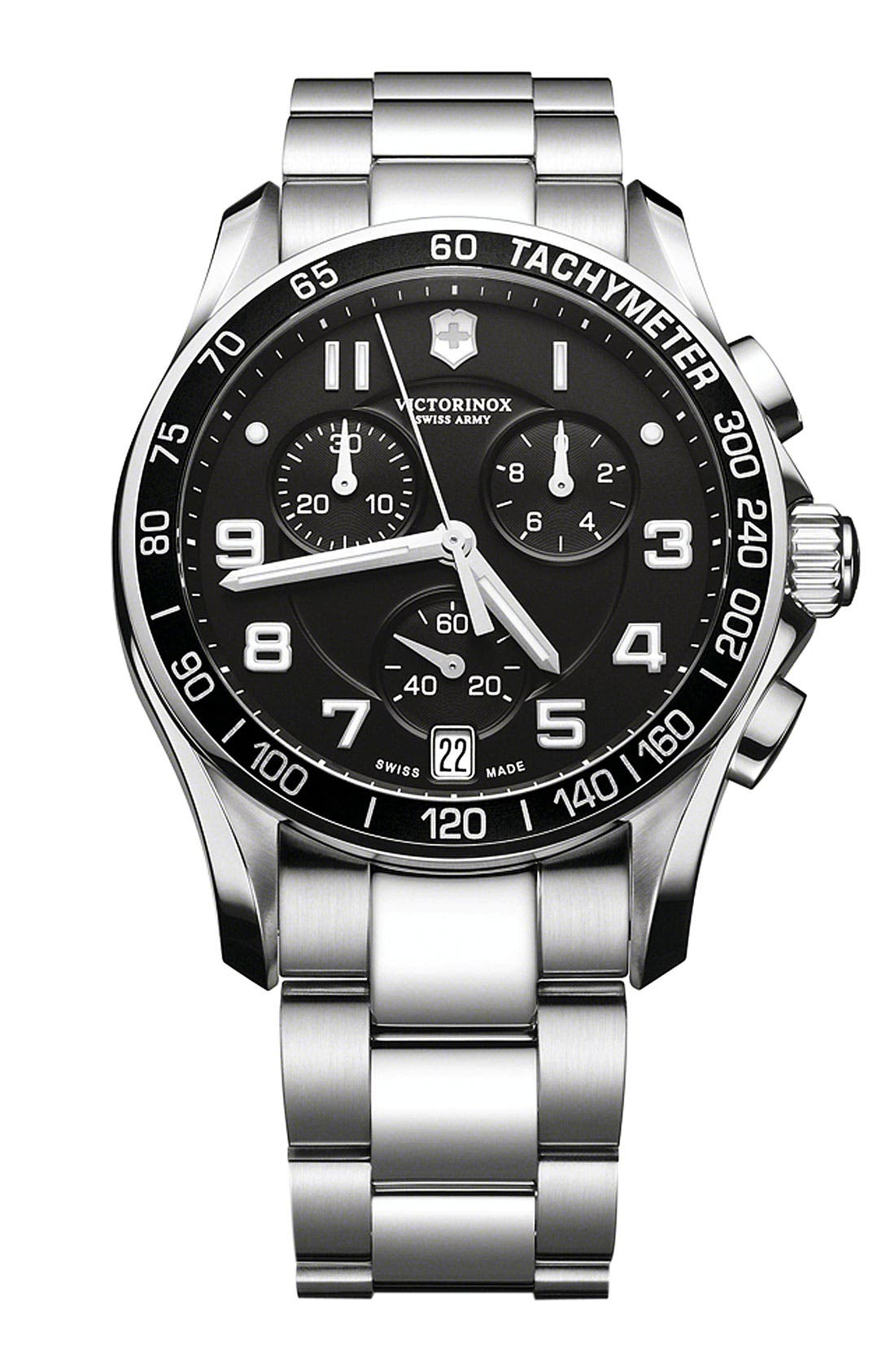 'Chrono Classic' Bracelet Watch, 41mm,                             Main thumbnail 1, color,                             040