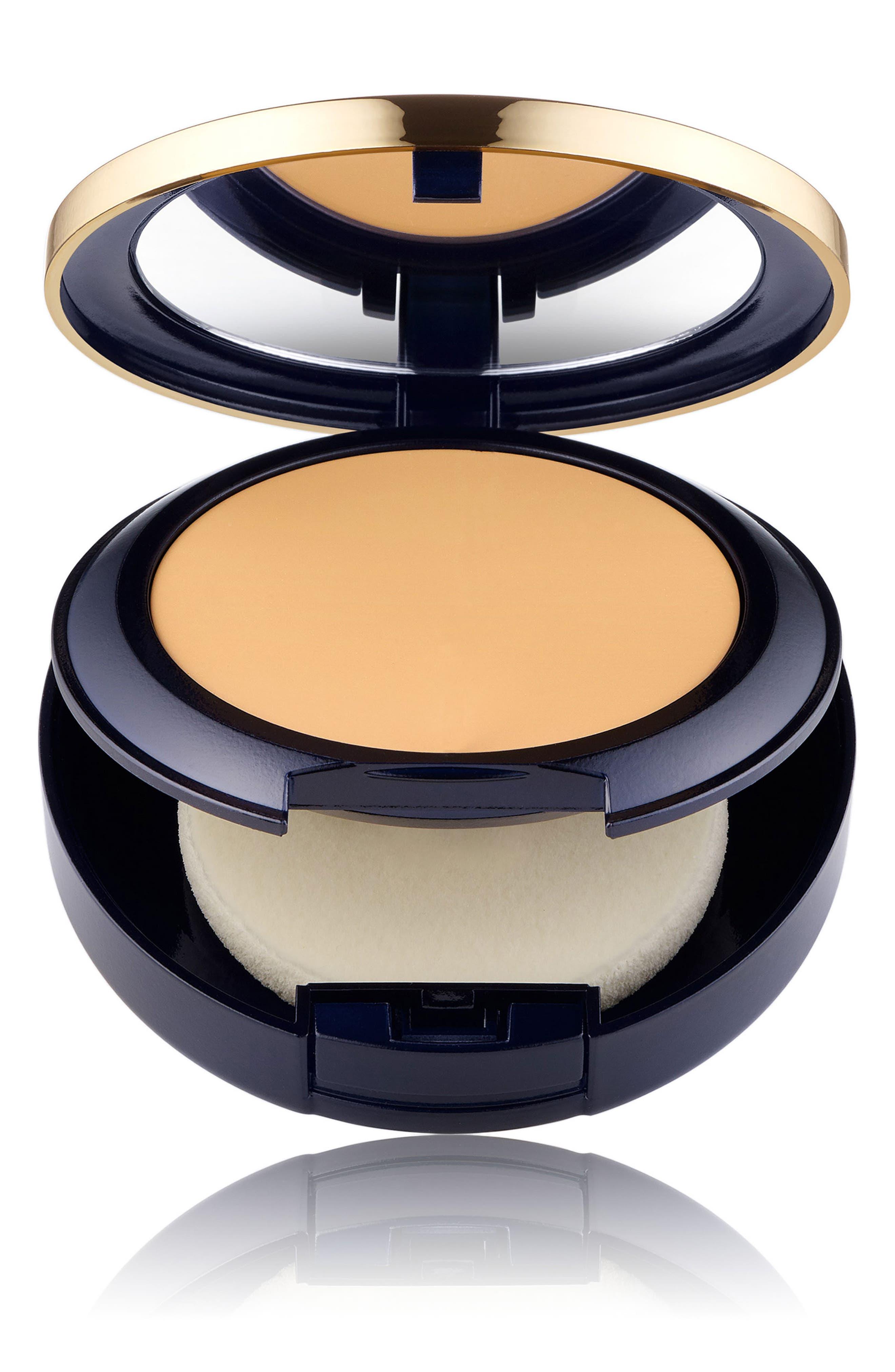 Estee Lauder Double Wear Stay In Place Matte Powder Foundation - 1 Honey Bronze