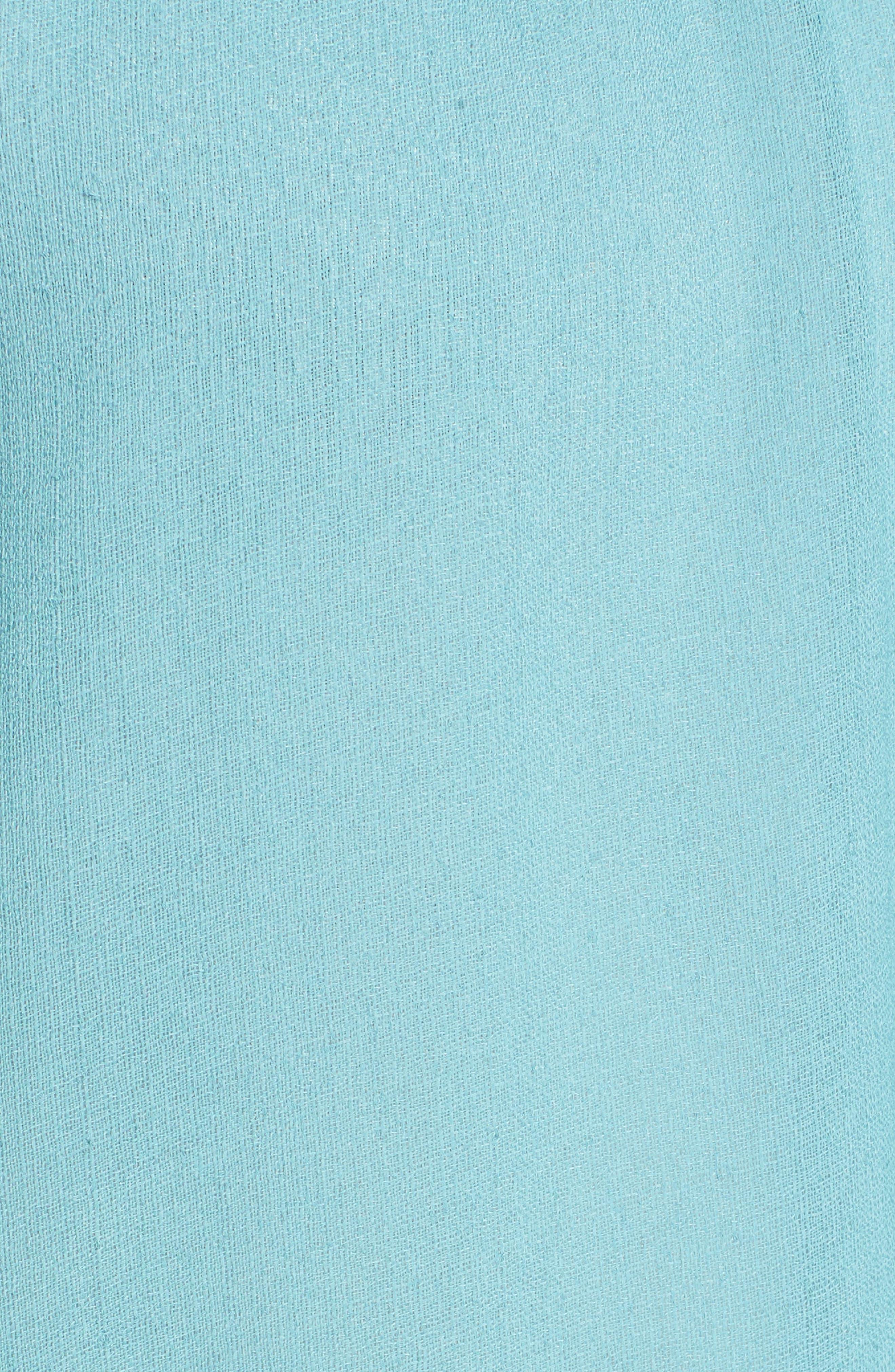 Lace Trim Off the Shoulder Top,                             Alternate thumbnail 5, color,                             420