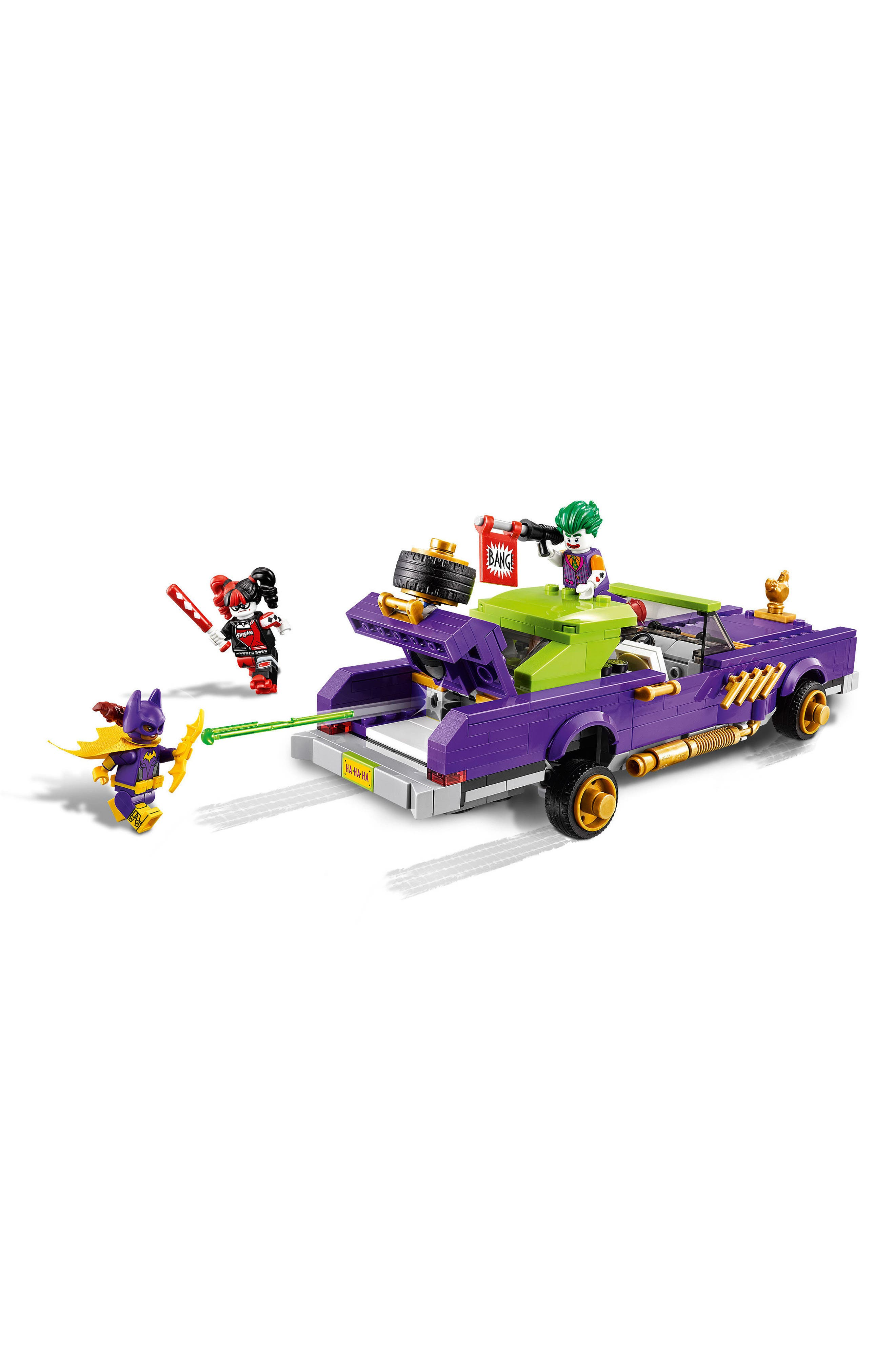 The Batman Movie<sup>™</sup> The Joker<sup>™</sup> Notorious Lowrider – 70906,                             Alternate thumbnail 3, color,                             700