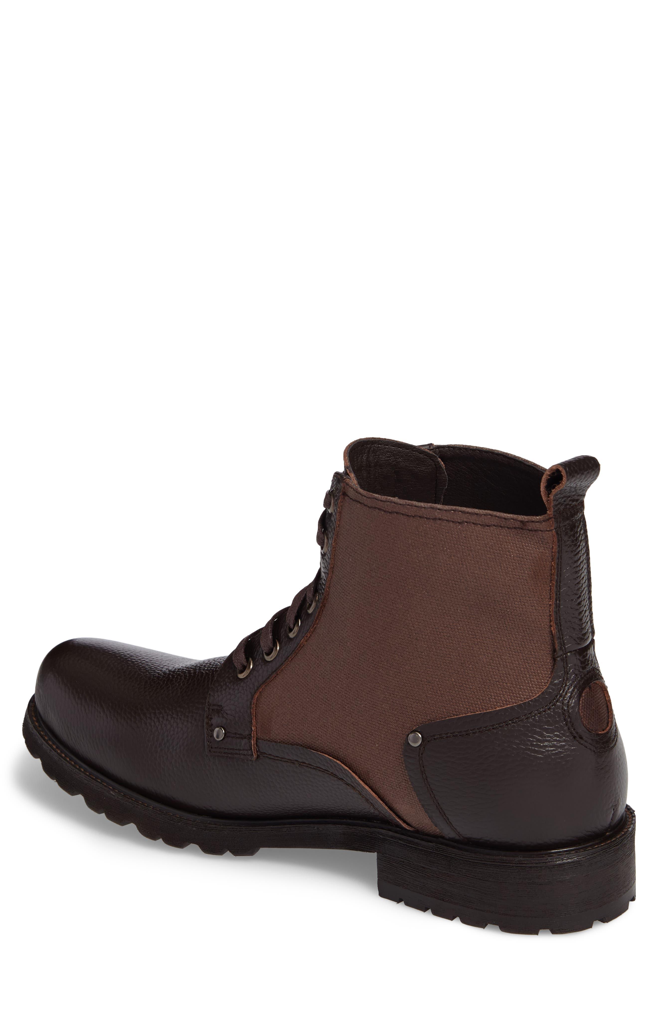 Whitley Plain Toe Boot,                             Alternate thumbnail 4, color,