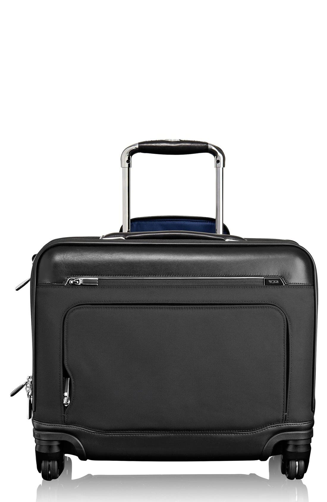 TUMI,                             McAllen Wheeled Briefcase,                             Main thumbnail 1, color,                             001