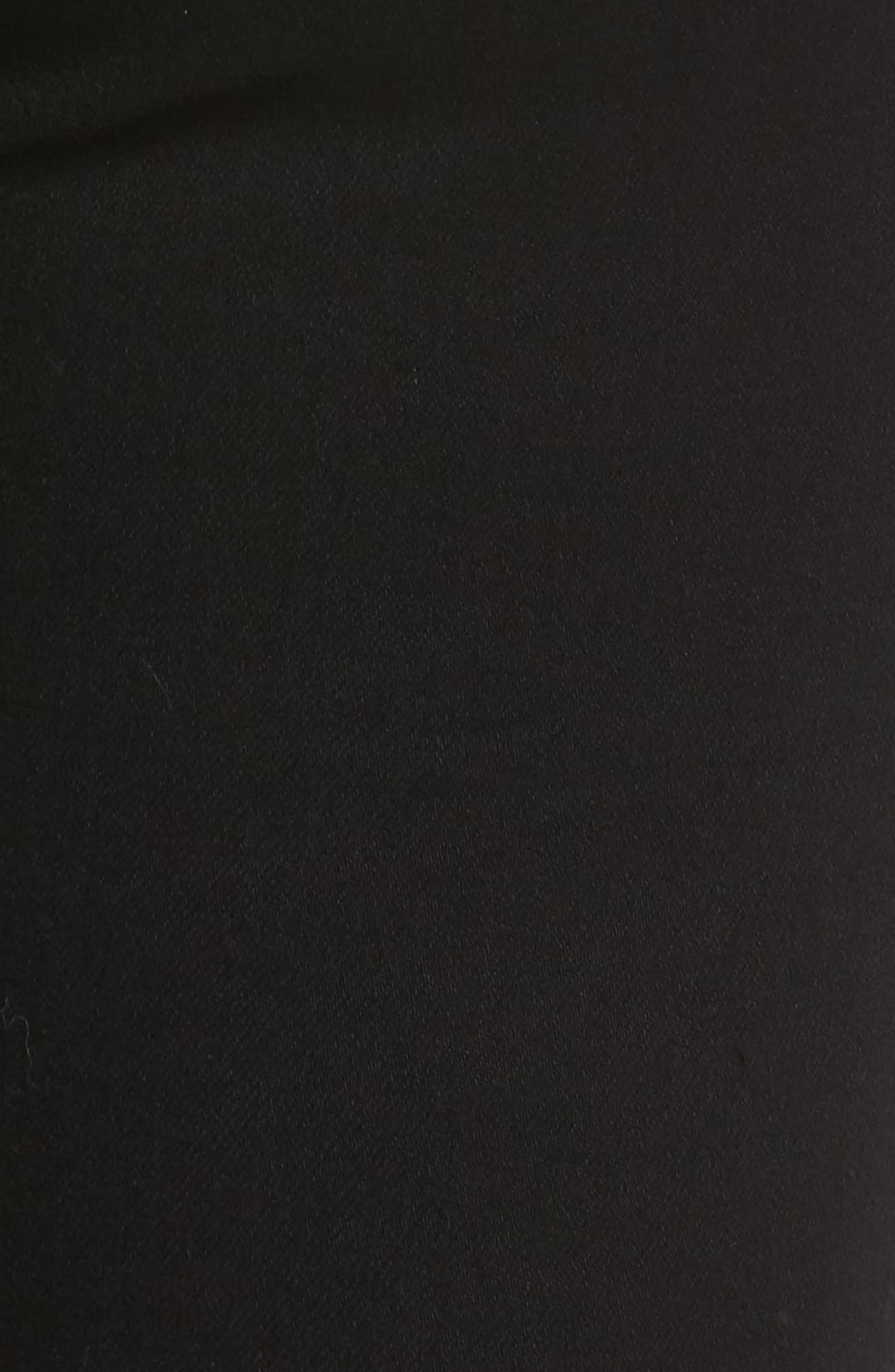 Sarah Skinny Jeans,                             Alternate thumbnail 6, color,                             001