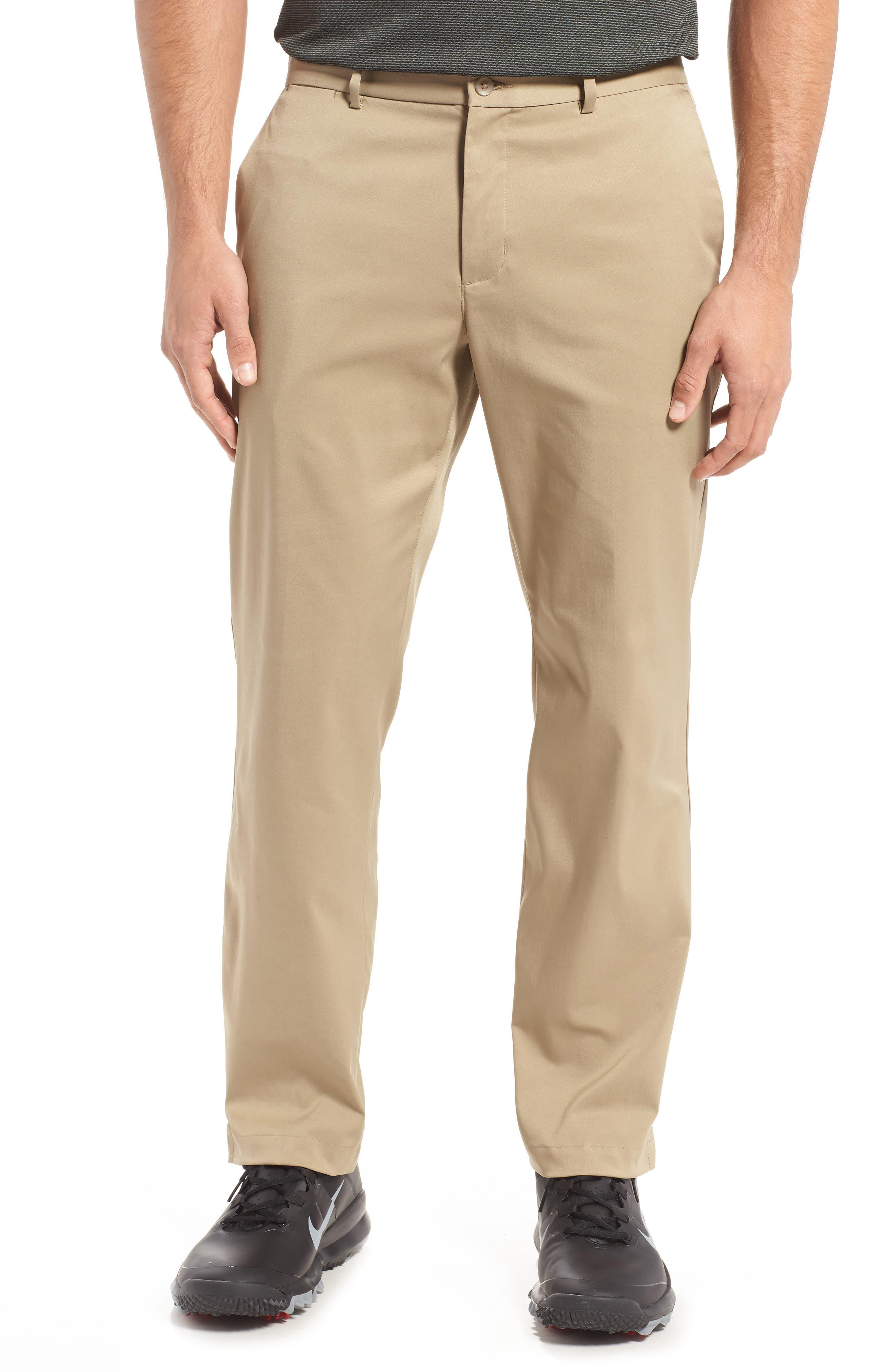 Flat Front Dri-FIT Tech Golf Pants,                             Main thumbnail 7, color,