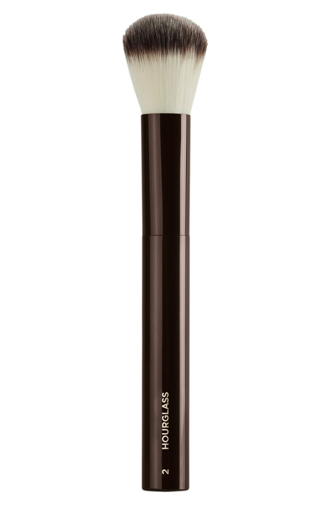 No. 2 Foundation/Blush Brush,                             Alternate thumbnail 2, color,                             000