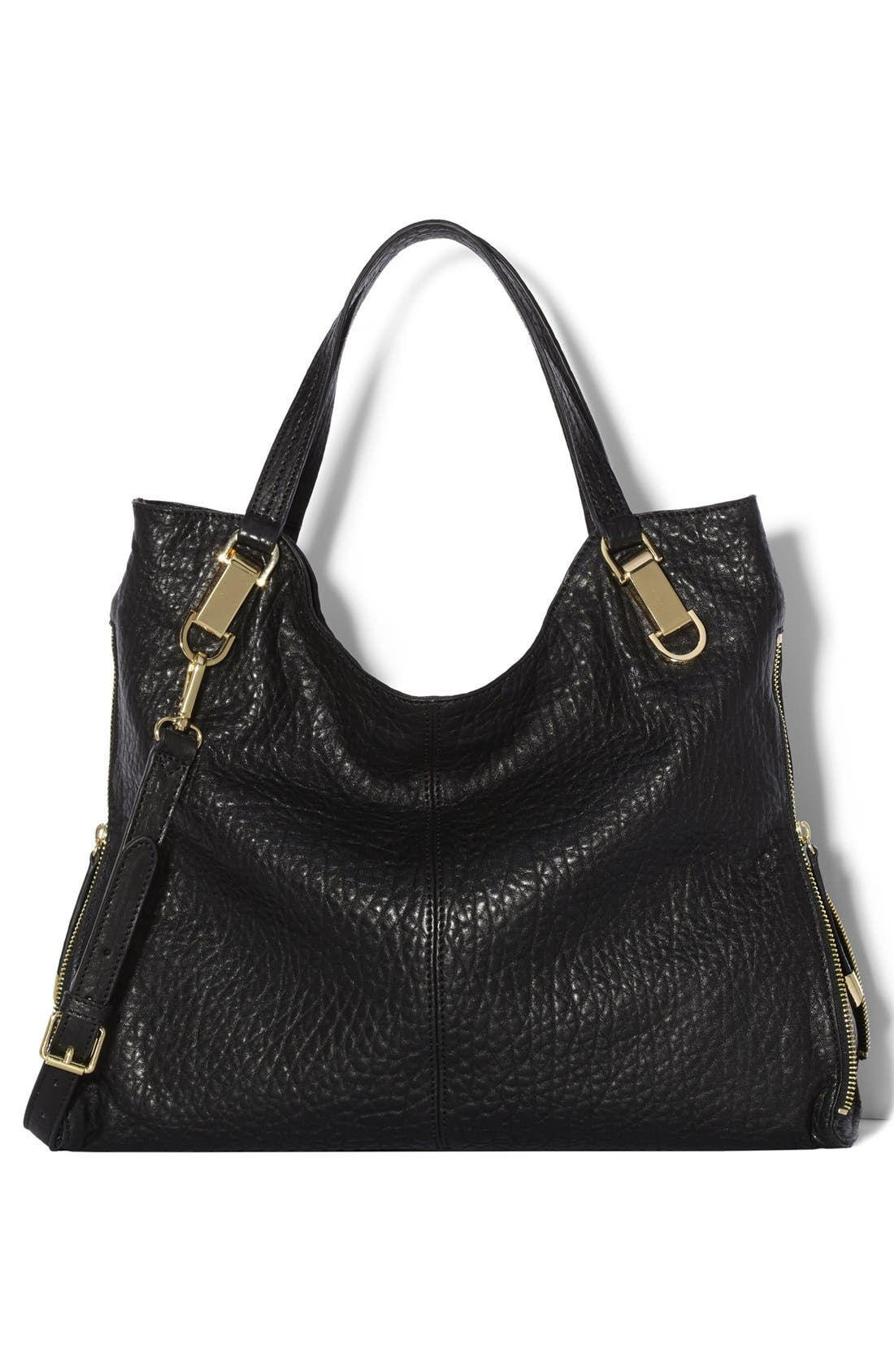 'Riley' Leather Tote,                             Alternate thumbnail 69, color,