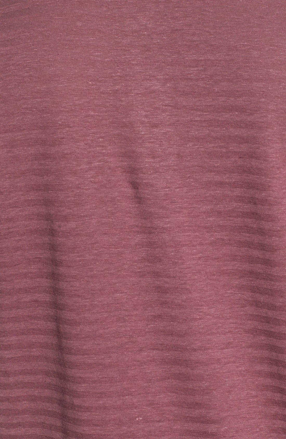 'Drake' Stripe Polo,                             Alternate thumbnail 5, color,                             580