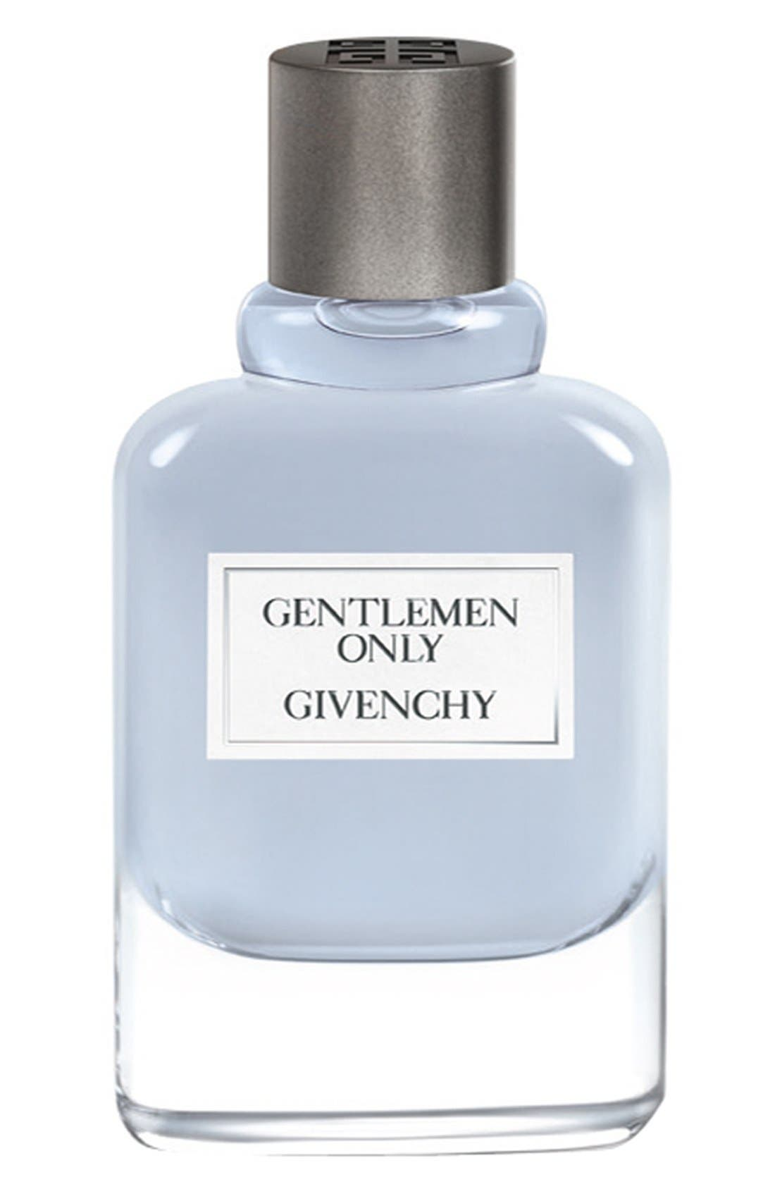 'Gentlemen Only' Eau de Toilette,                             Main thumbnail 1, color,                             NO COLOR