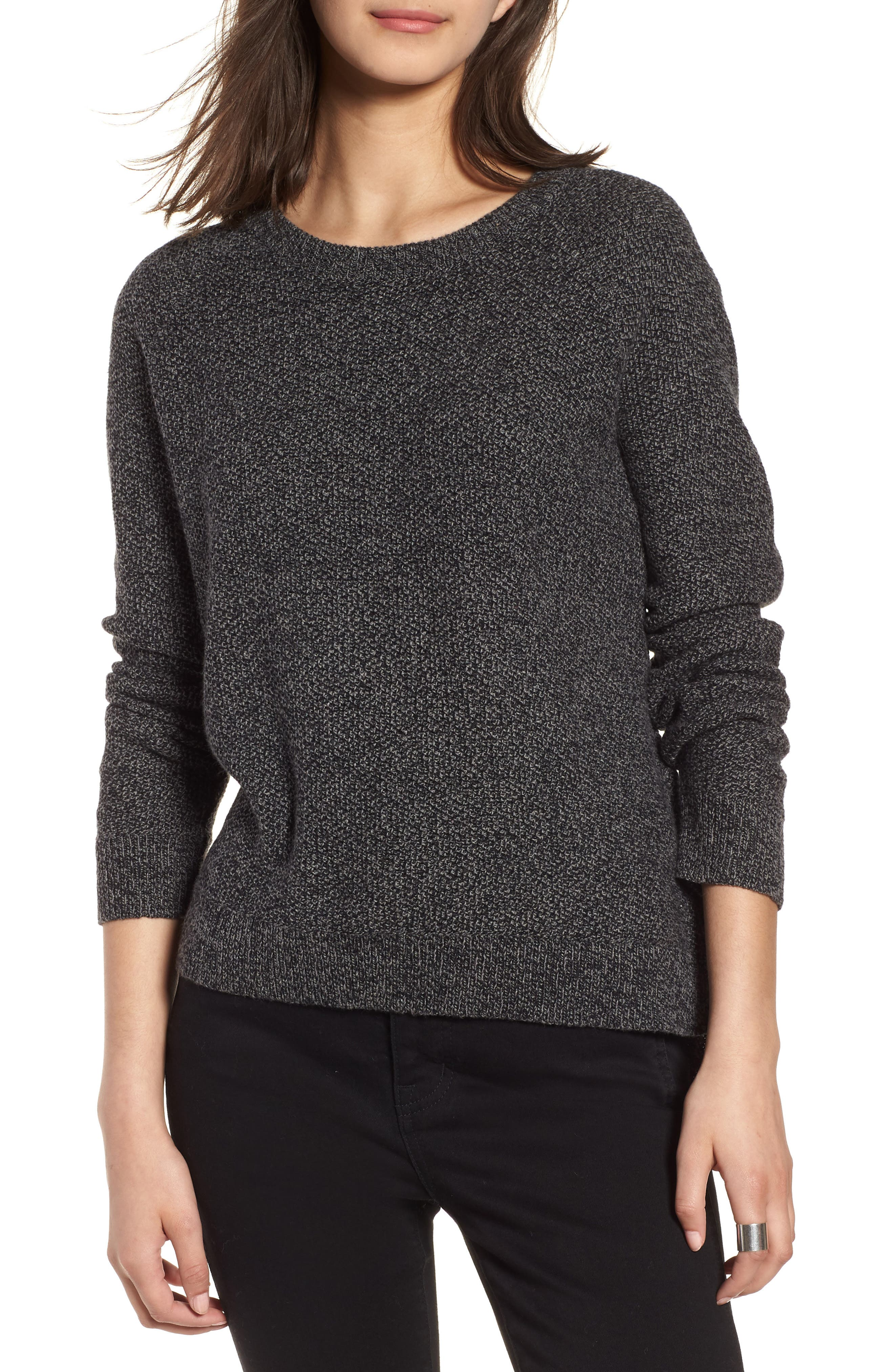 Province Cross Back Knit Pullover,                         Main,                         color, 020